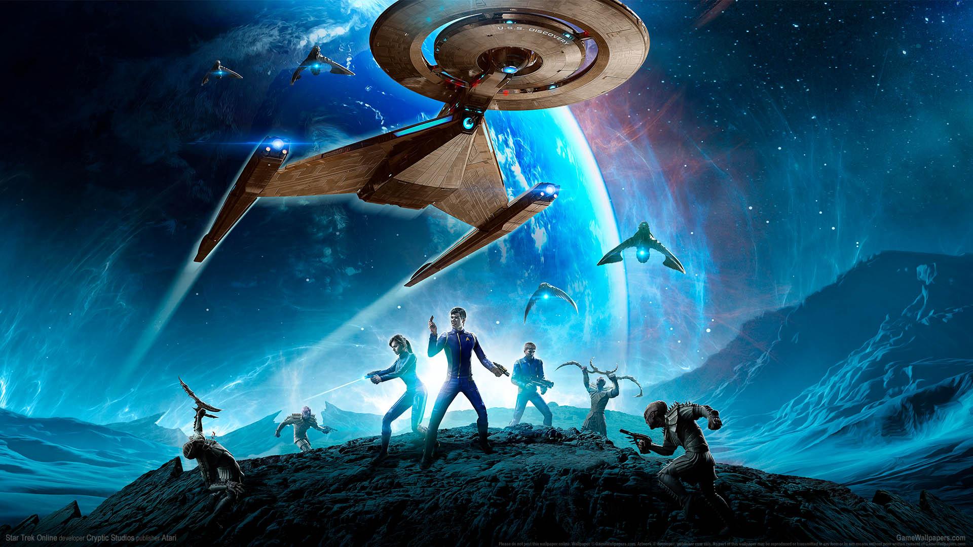 Star Trek Online achtergrond 07 1920x1080