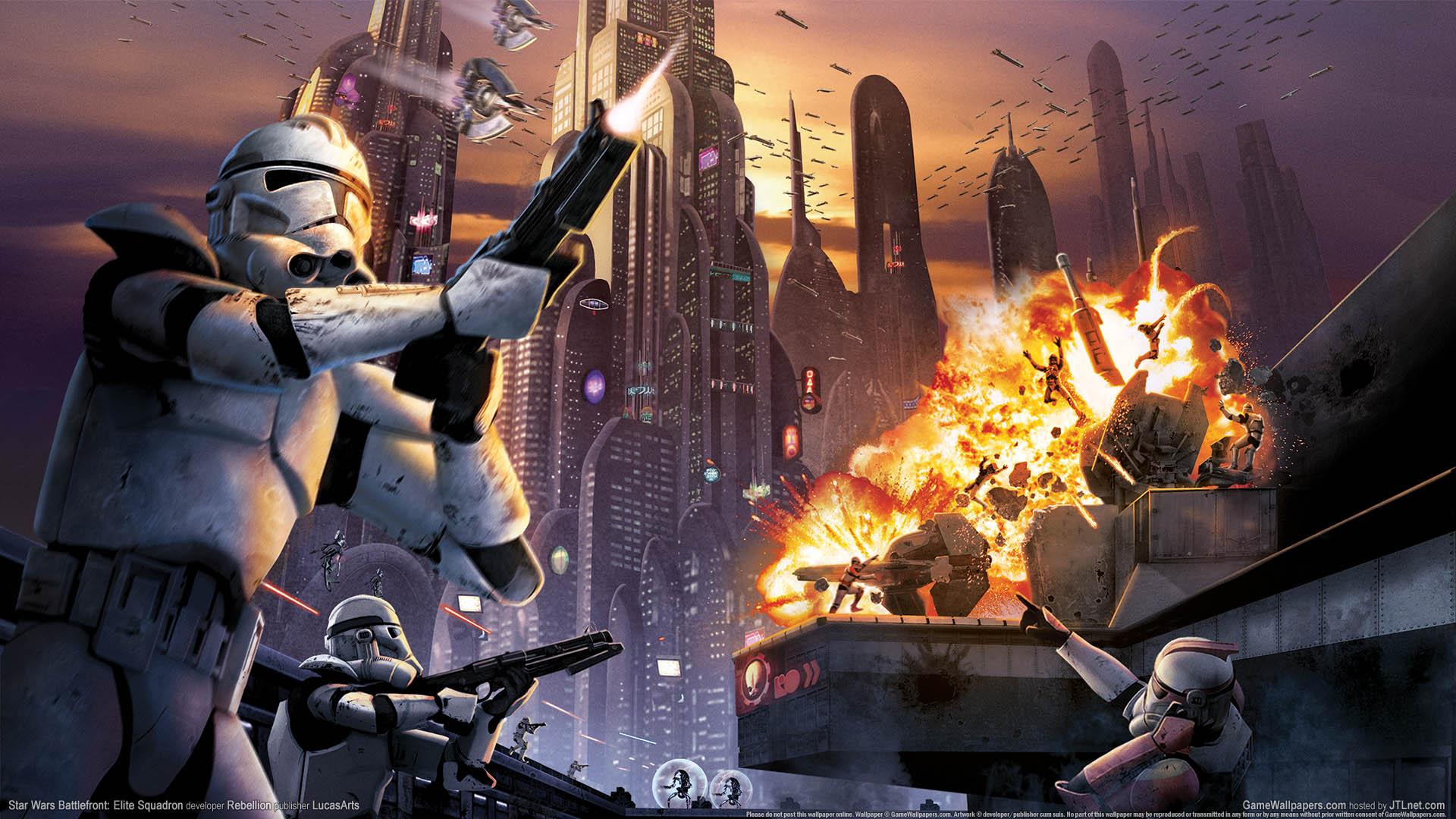 Star Wars Battlefront: Elite Squadron Hintergrundbild 02 1920x1080