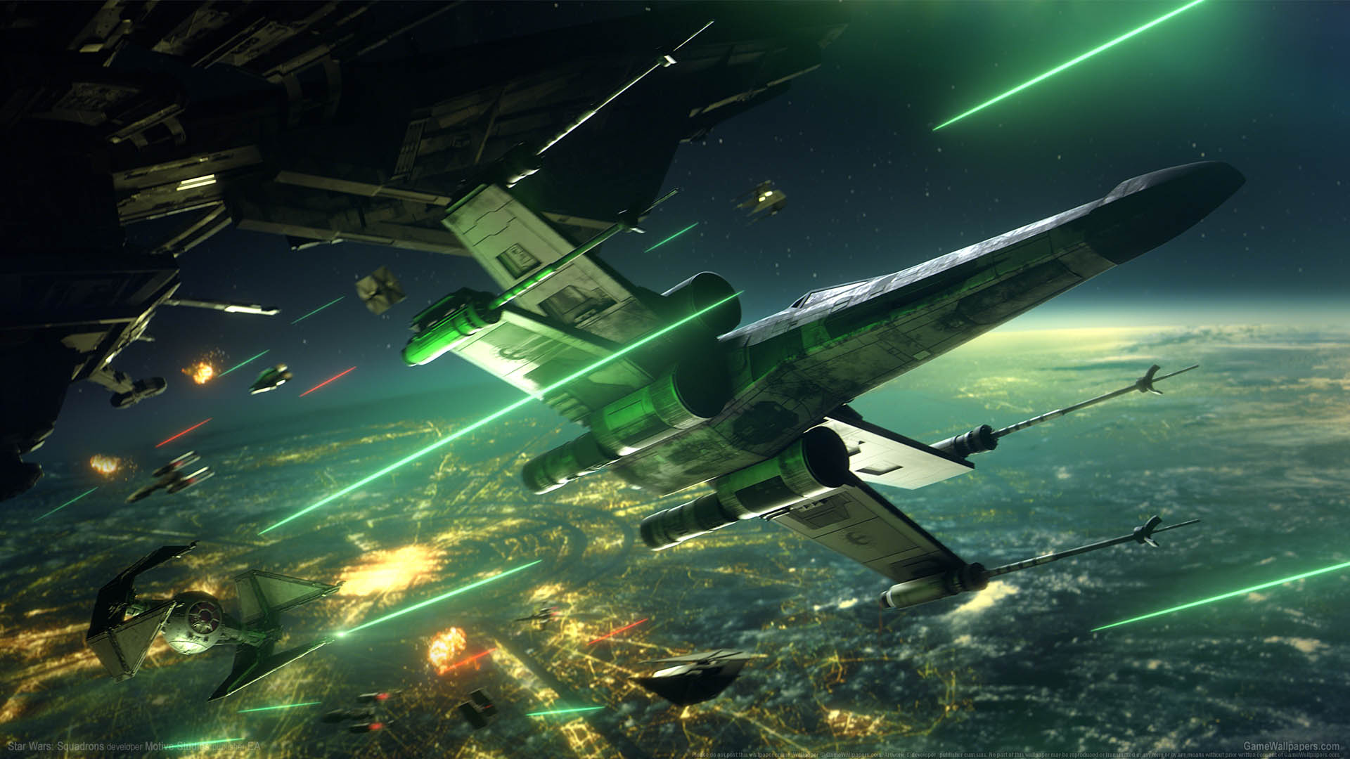 Star Wars: Squadrons achtergrond 01 1920x1080