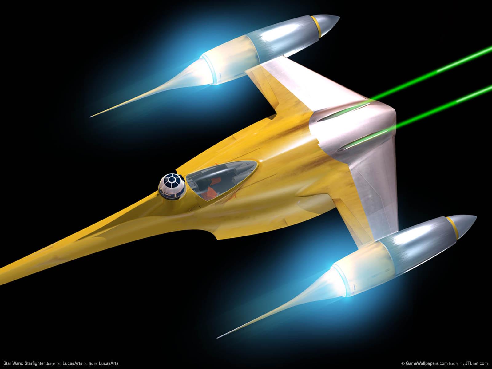 Star Wars: Starfighter achtergrond 02 1600x1200