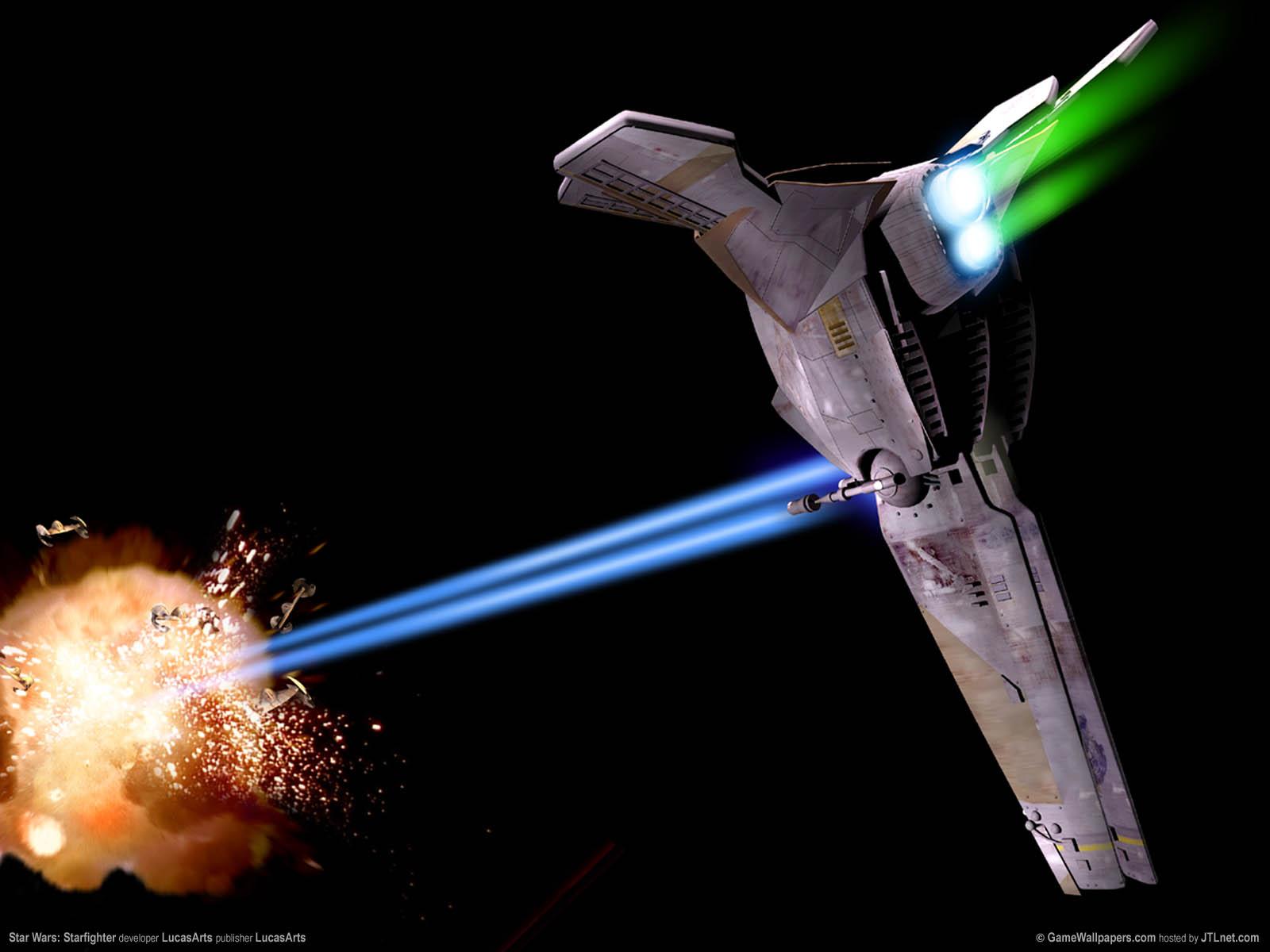 Star Wars: Starfighterνmmer=03 achtergrond  1600x1200
