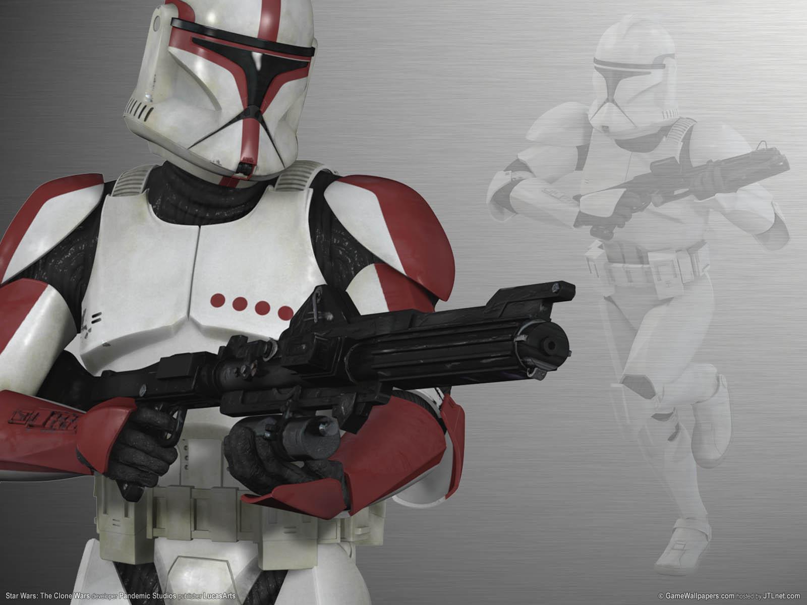 Star Wars The Clone Wars Wallpaper 01 1600x1200