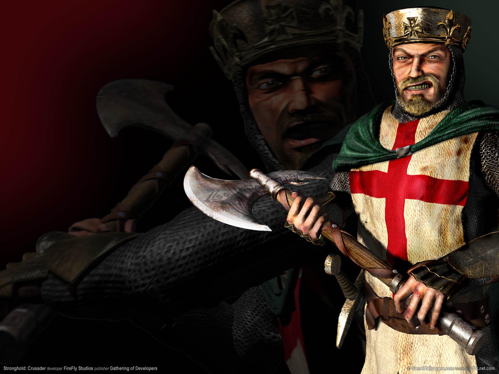 Stronghold: Crusader Hintergrundbild 01 1600x1200