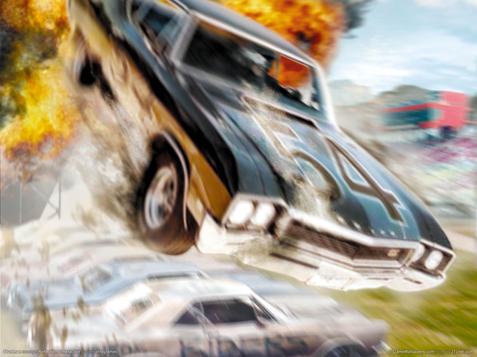 Stuntmanνmmer=02 Hintergrundbild  1600x1200