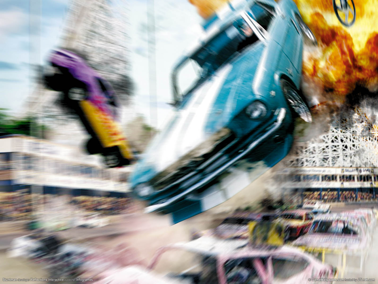 Stuntmanνmmer=03 Hintergrundbild  1600x1200