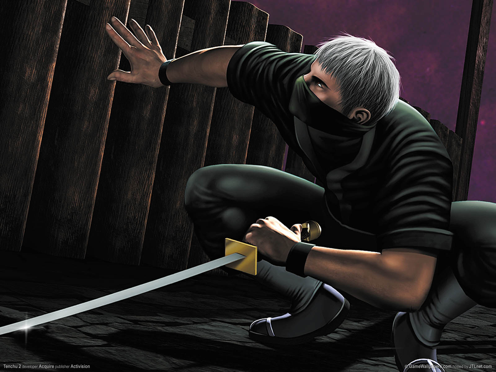 Tenchu 2 wallpaper 04 1600x1200