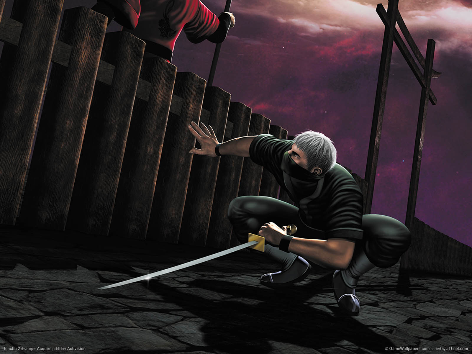 Tenchu 2 wallpaper 06 1600x1200