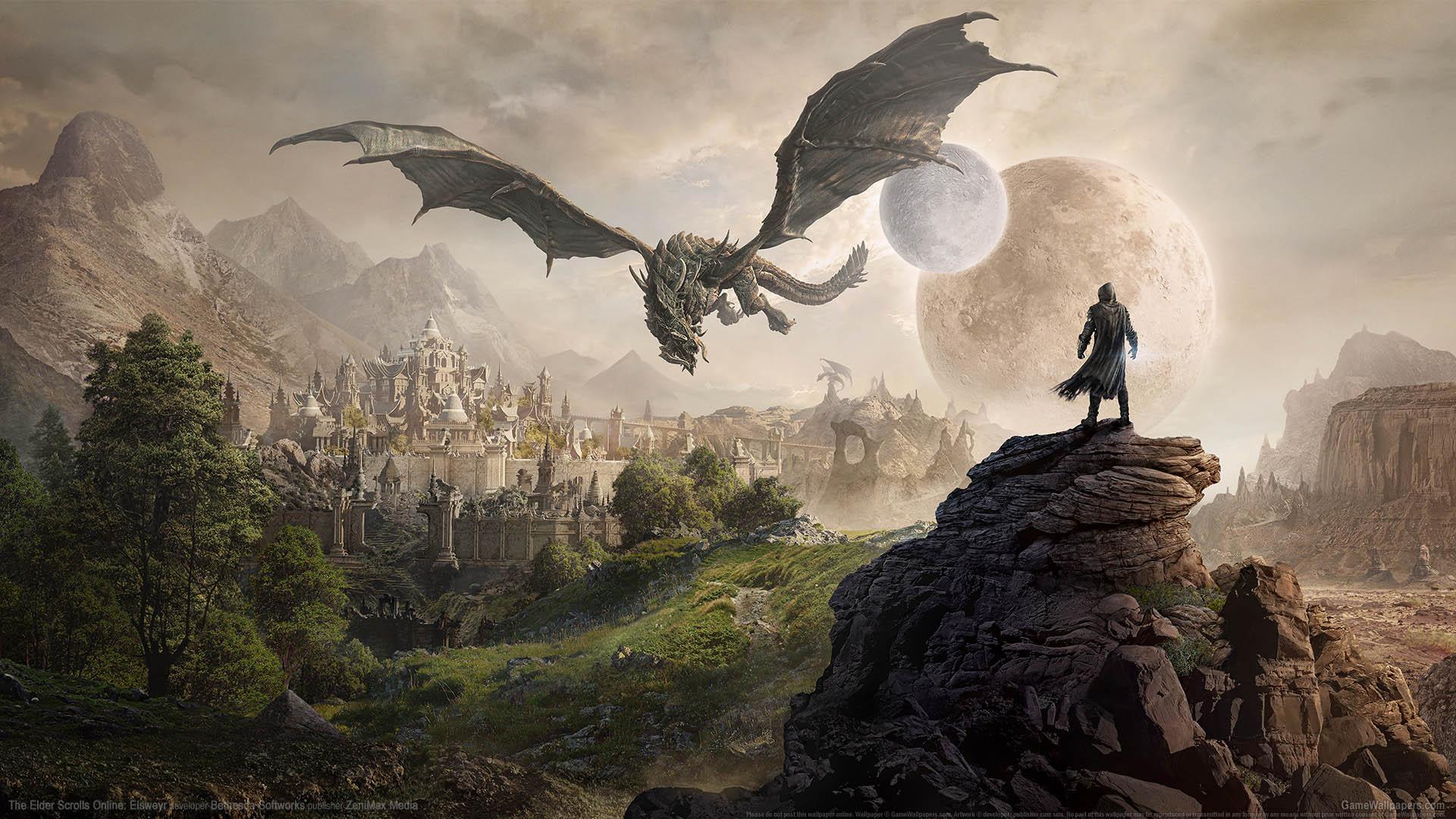 The Elder Scrolls Online: Elsweyr Hintergrundbild 01 1920x1080