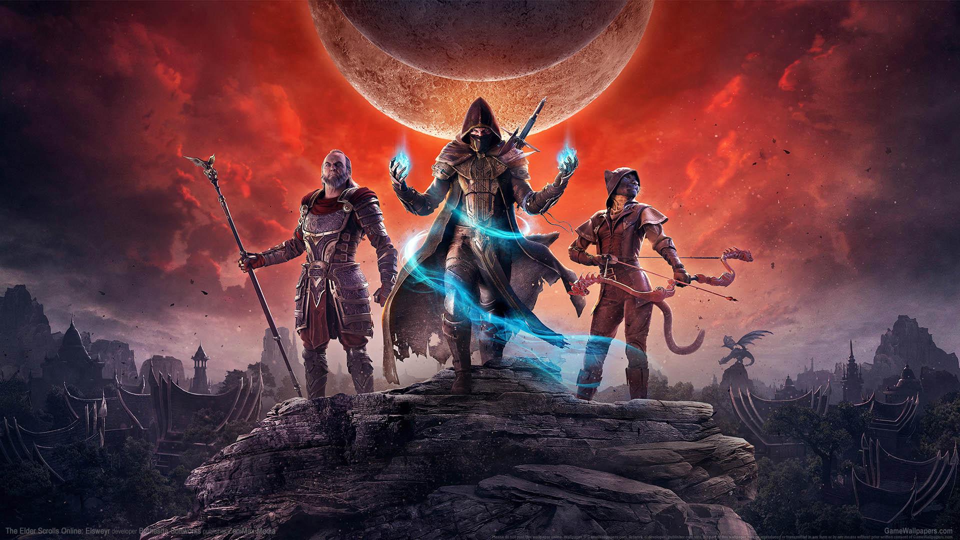The Elder Scrolls Online: Elsweyr Hintergrundbild 02 1920x1080