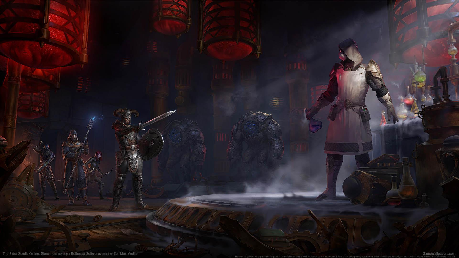 The Elder Scrolls Online: Stonethorn Hintergrundbild 01 1920x1080