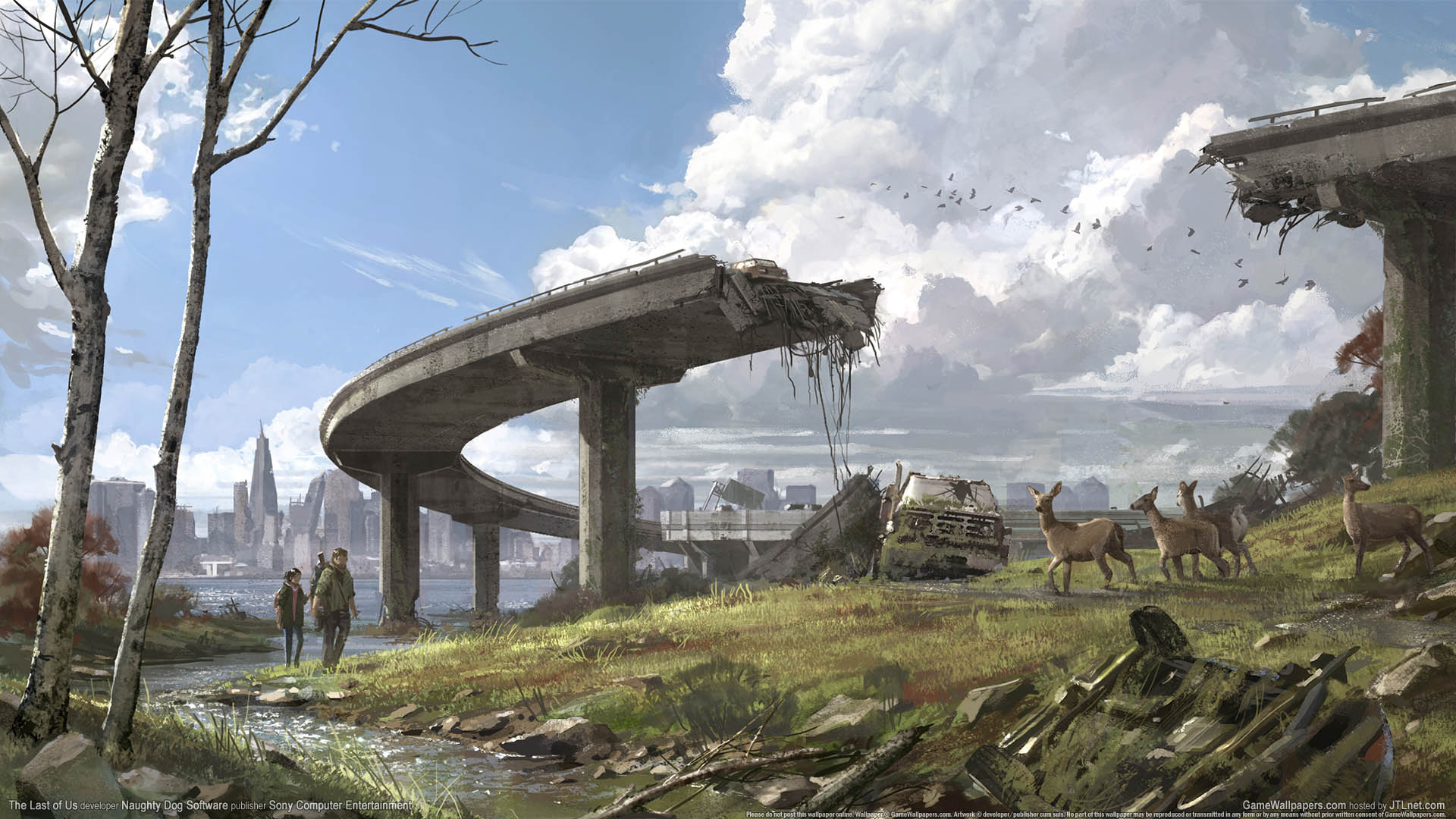 The Last Of Us Fondo De Escritorio 01 1920x1080