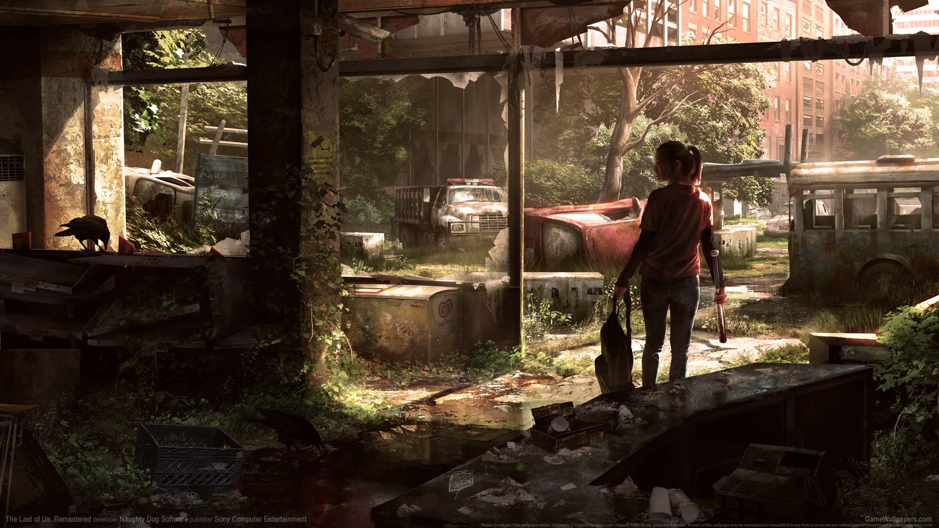 The Last of Us: Remastered wallpaper 02 1920x1080