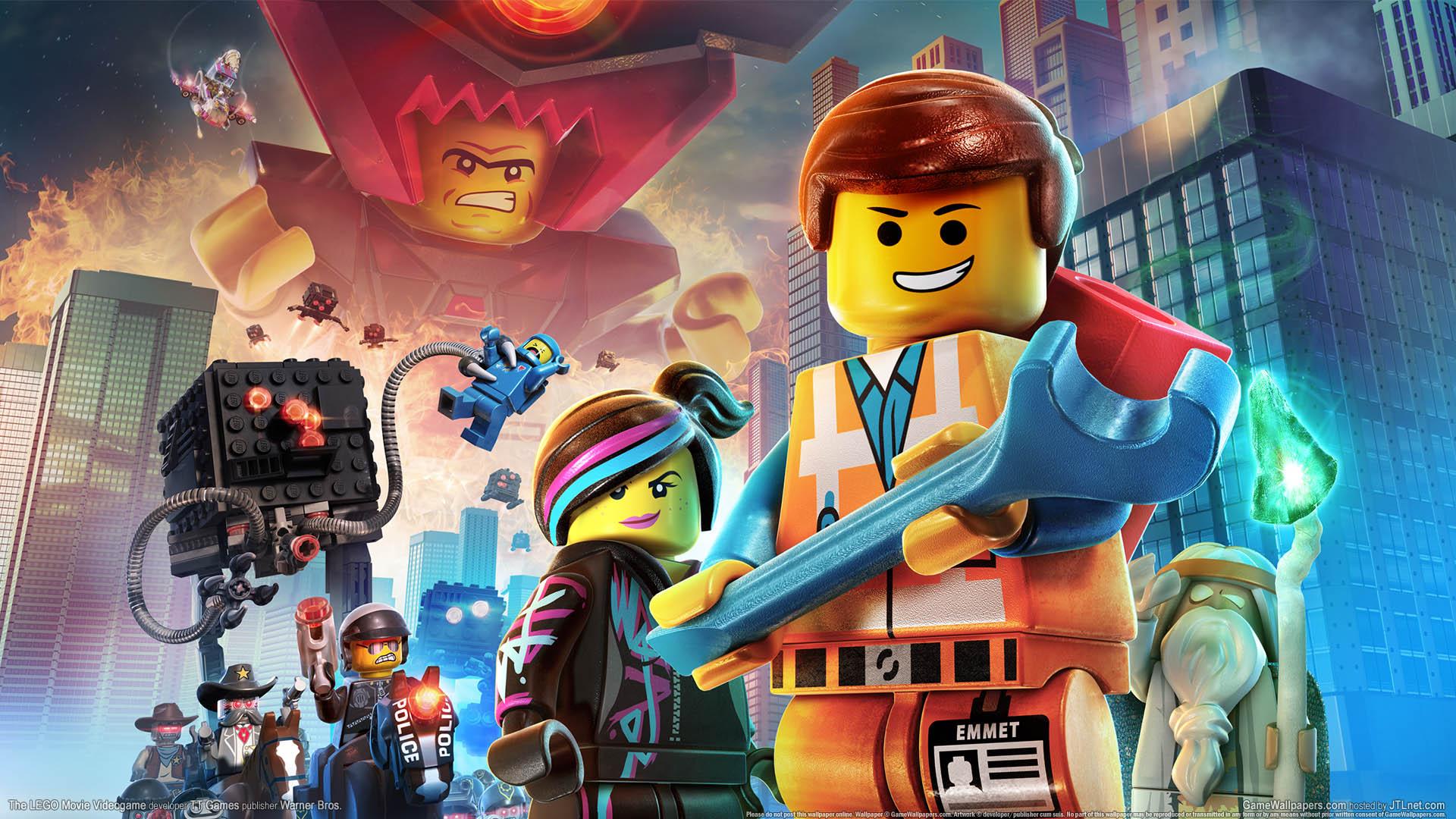 The Lego Movie Videogame Fondo De Escritorio 01 1920x1080