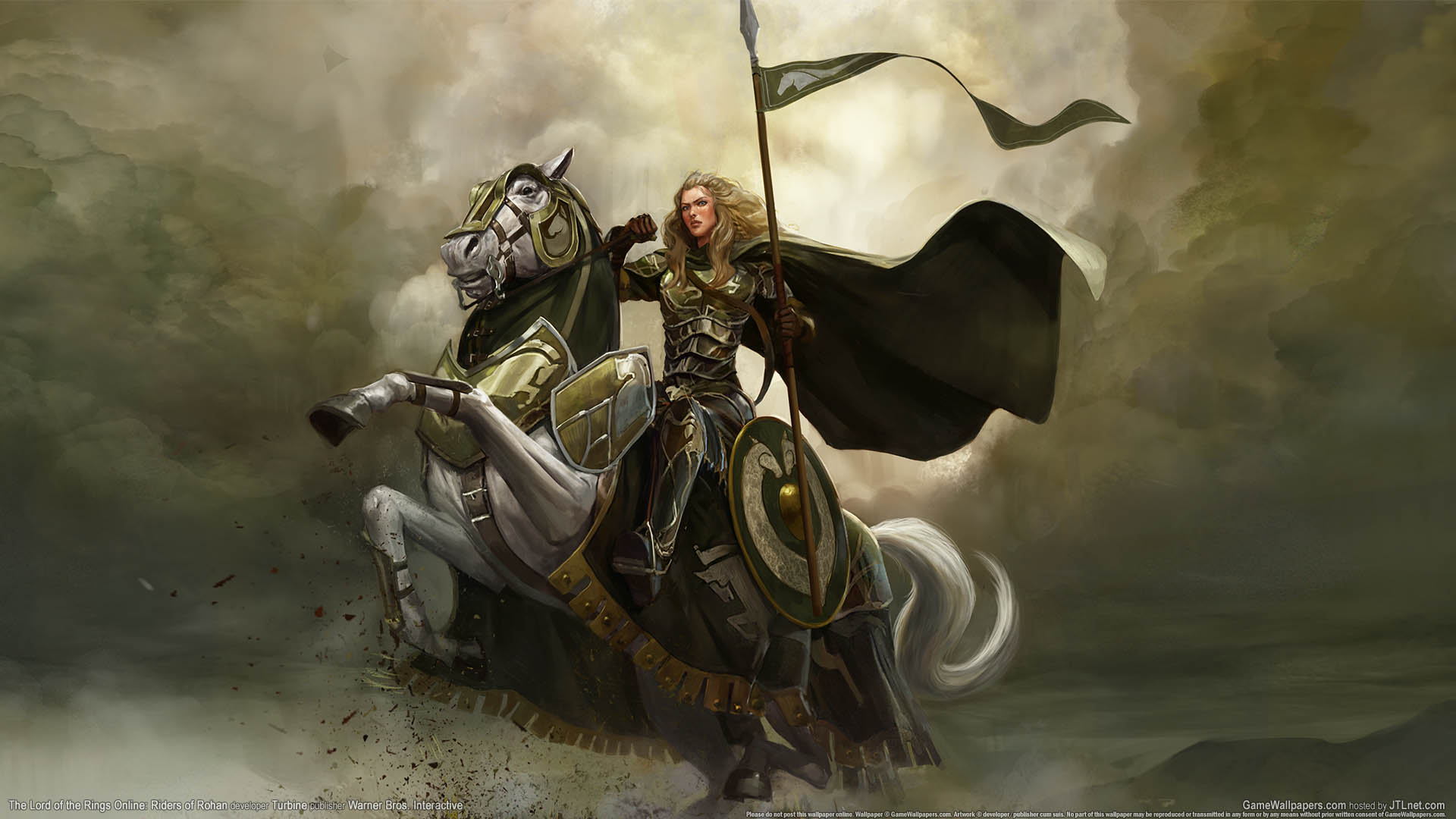 The Lord of the Rings Online: Riders of Rohan fondo de escritorio 02 1920x1080