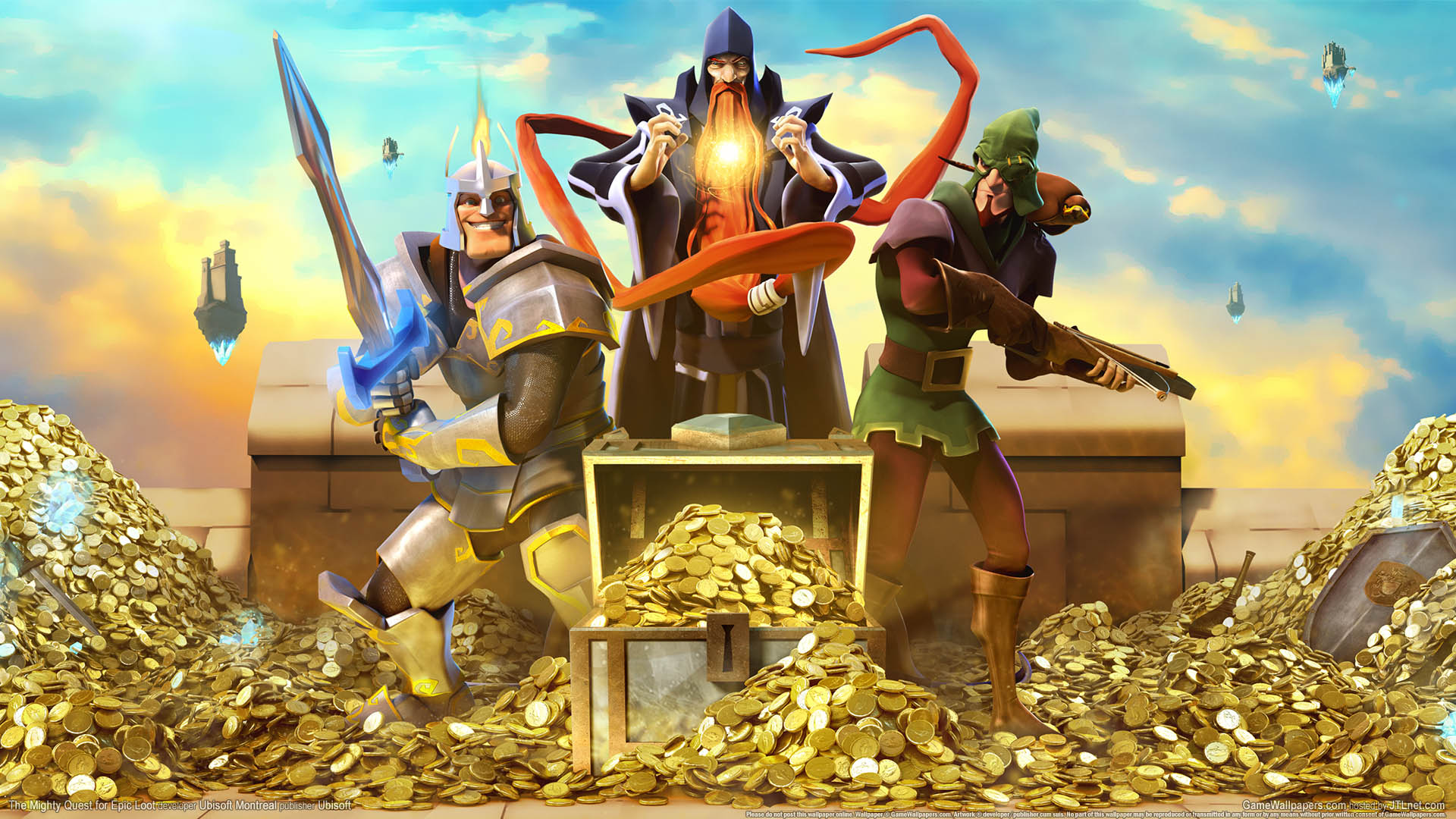 The Mighty Quest for Epic Loot wallpaper 01 1920x1080