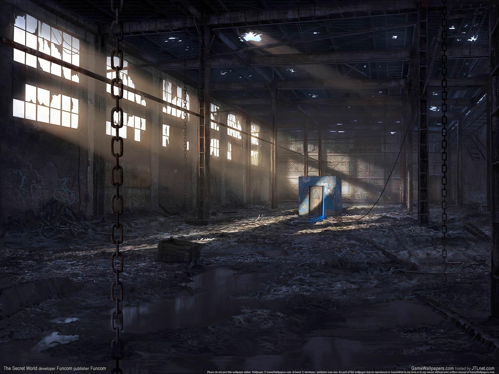 The Secret Worldνmmer=01 Hintergrundbild  1600x1200