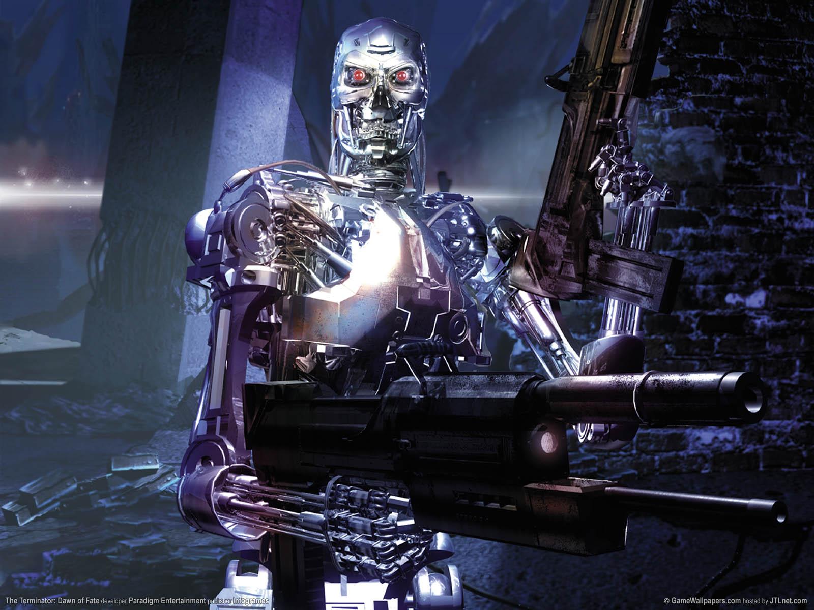 The Terminator: Dawn of Fate Hintergrundbild 01 1600x1200