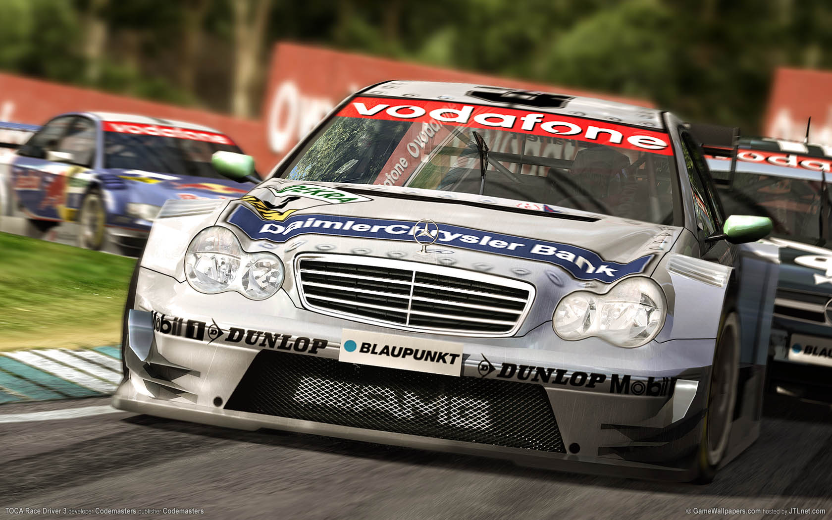 TOCA Race Driver 3 fondo de escritorio 01 1680x1050