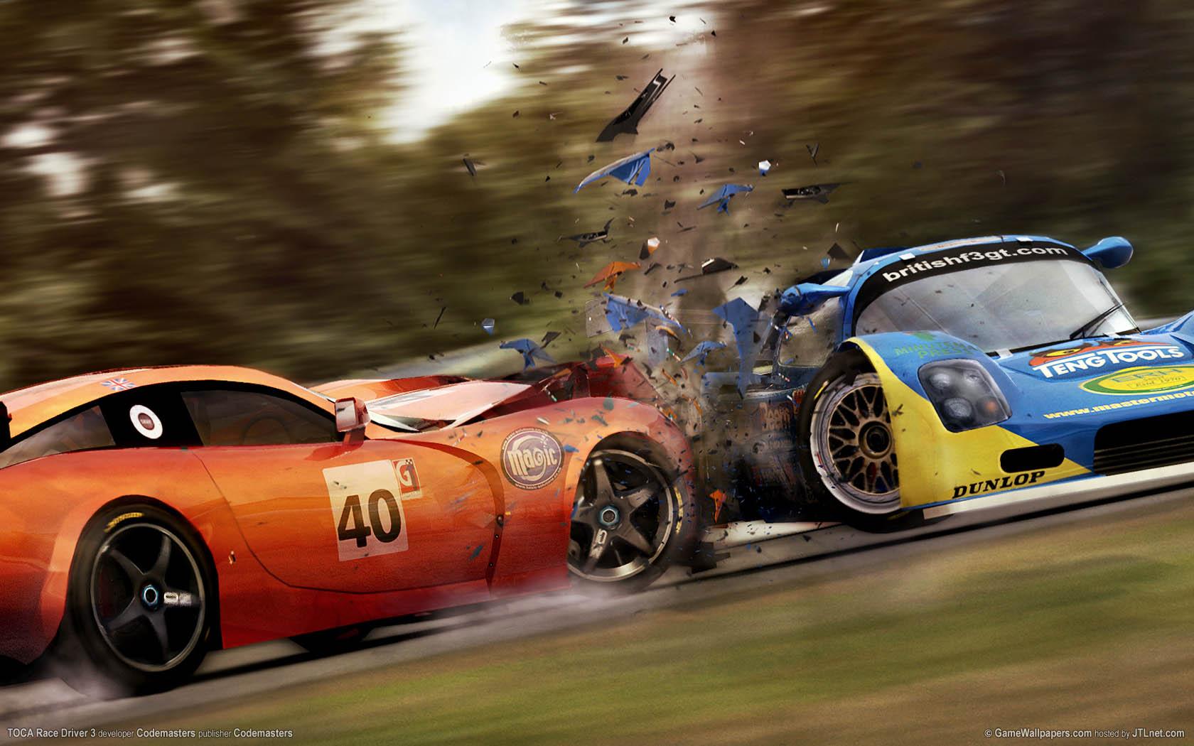 TOCA Race Driver 3 fondo de escritorio 02 1680x1050