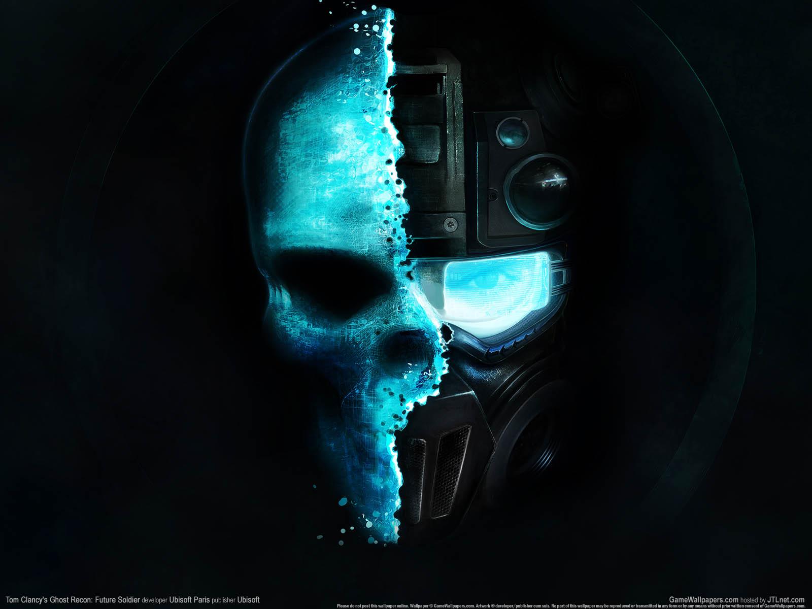 Tom Clancy's Ghost Recon: Future Soldierνmmer=01 achtergrond  1600x1200