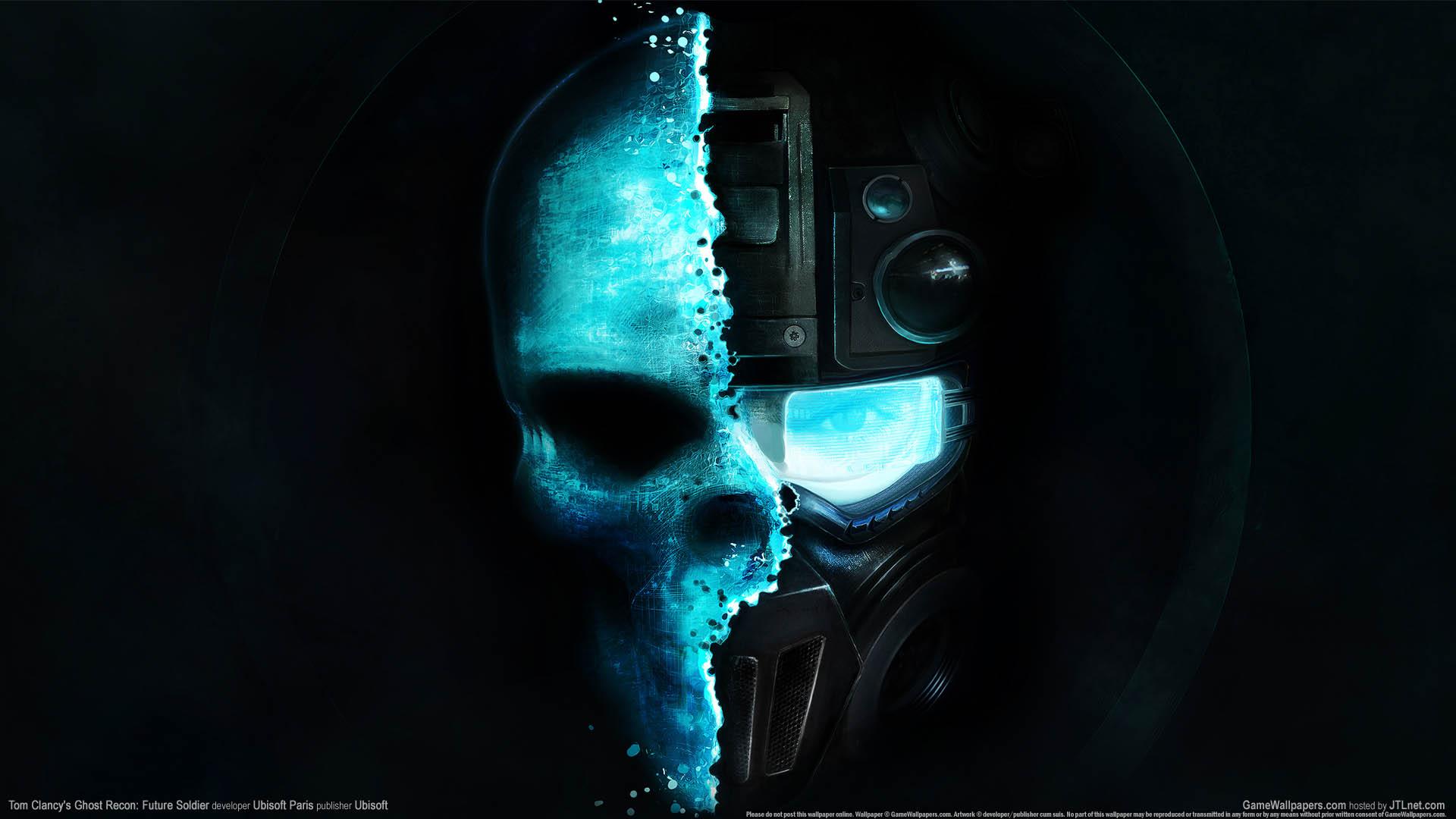 Tom Clancy's Ghost Recon: Future Soldier Hintergrundbild 01 1920x1080