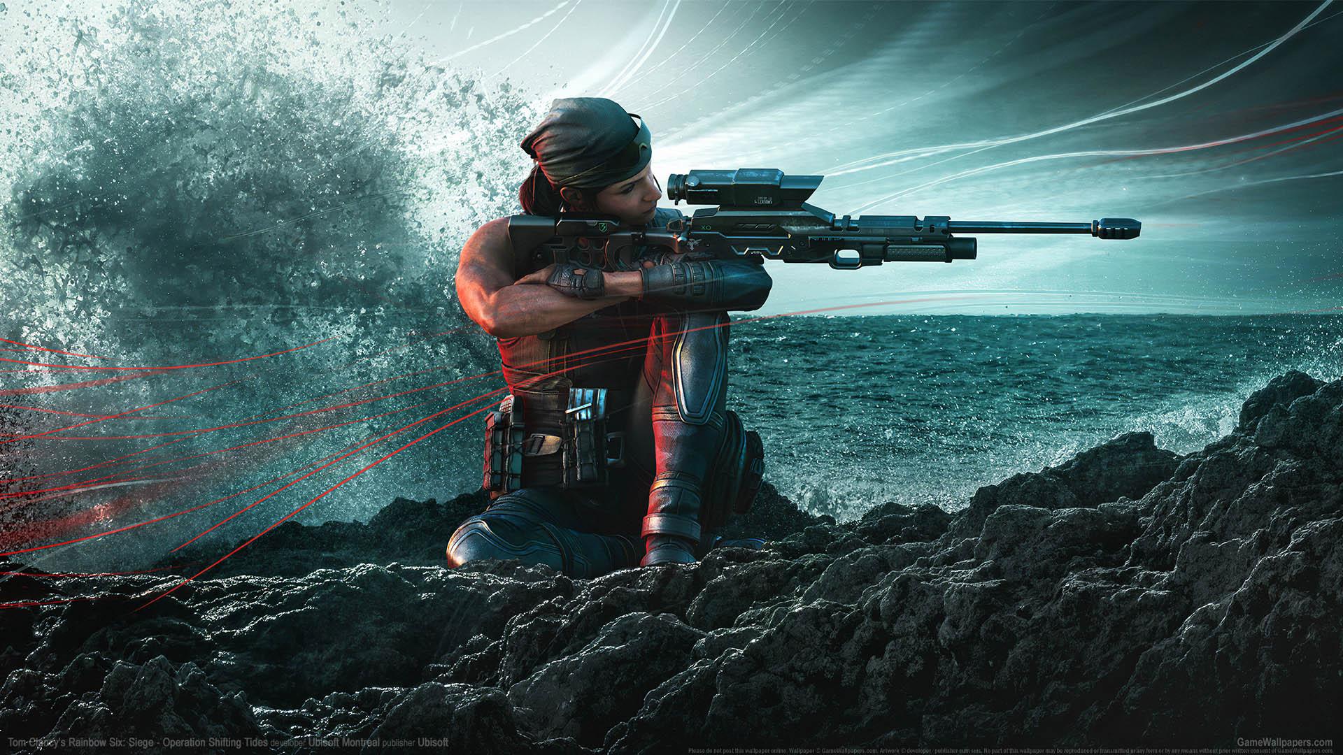 Tom Clancy's Rainbow Six: Siege - Operation Shifting Tides fondo de escritorio 01 1920x1080