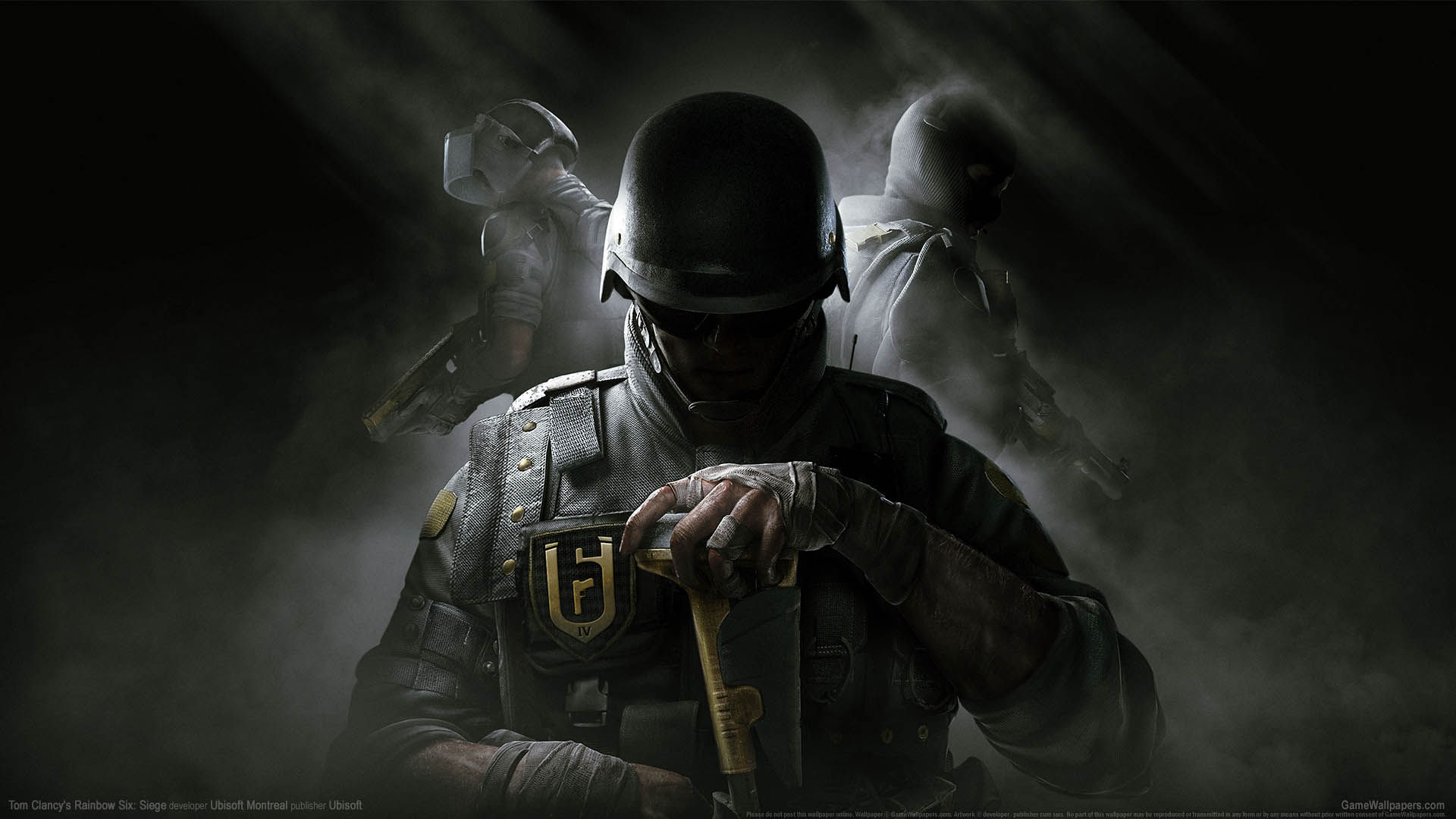 Tom Clancy's Rainbow Six: Siege Hintergrundbild 05 1920x1080