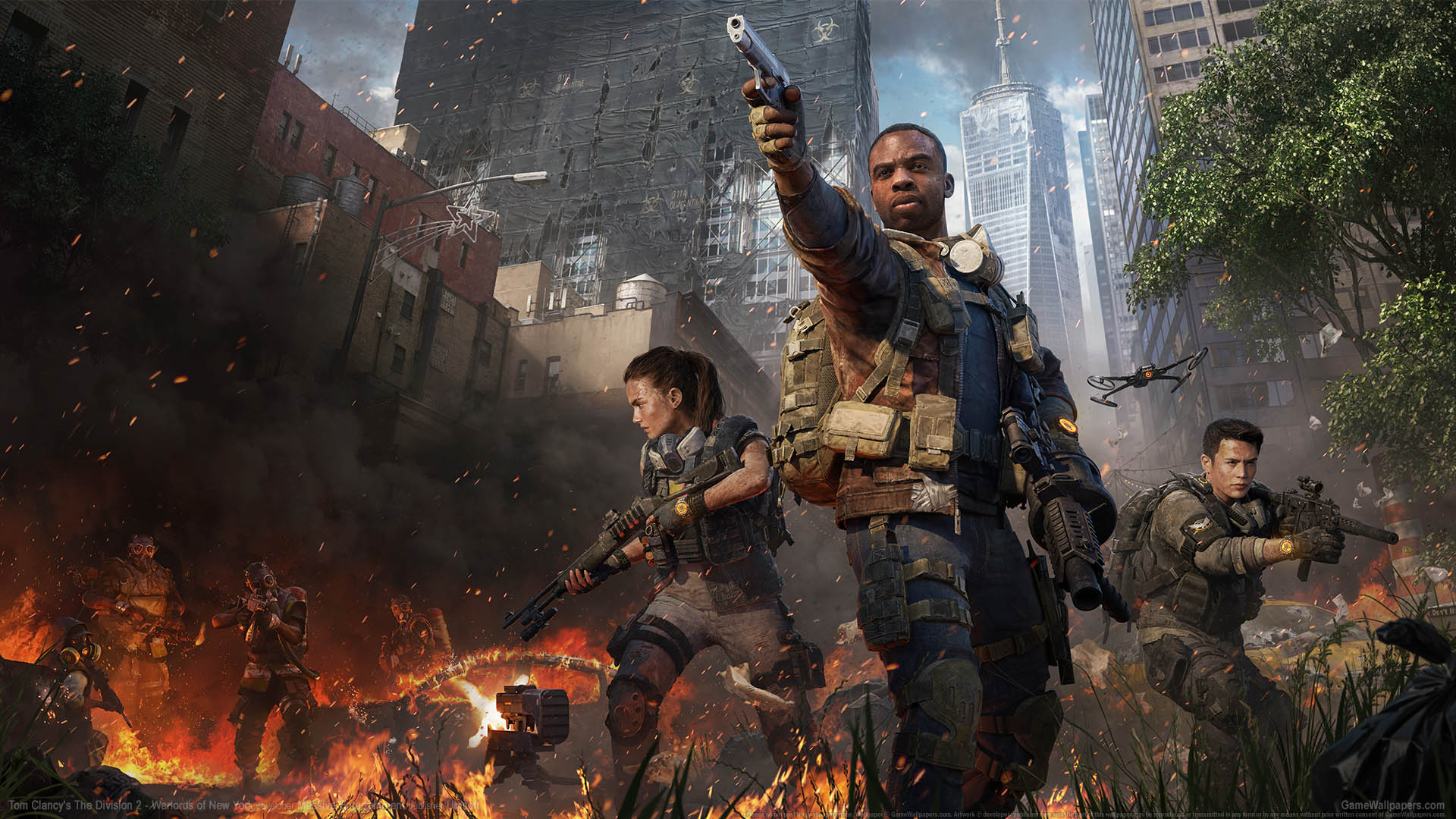 Tom Clancy's The Division 2 - Warlords of New York Hintergrundbild 02 1920x1080