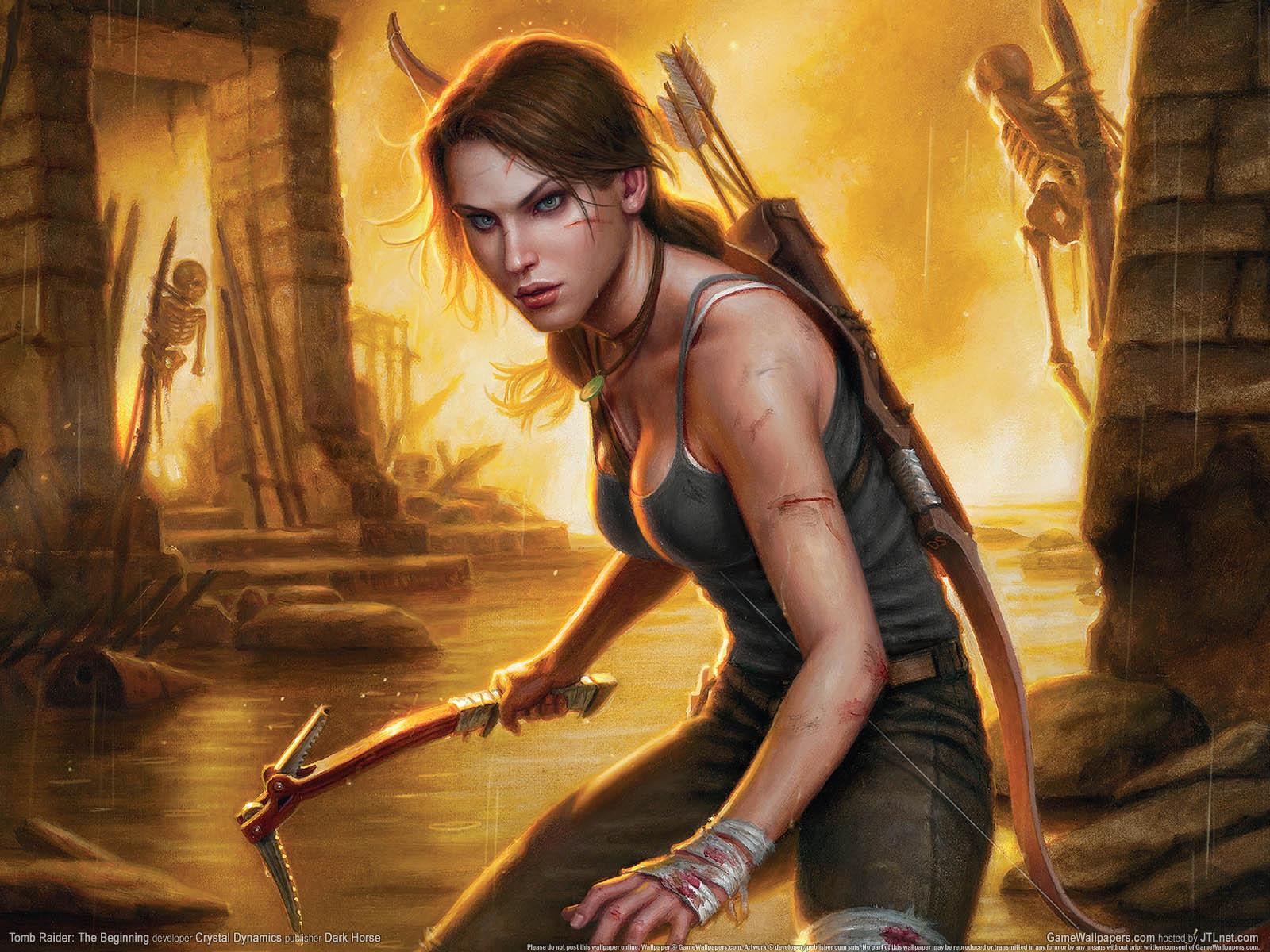 Tomb Raider: The Beginningνmmer=02 achtergrond  1600x1200