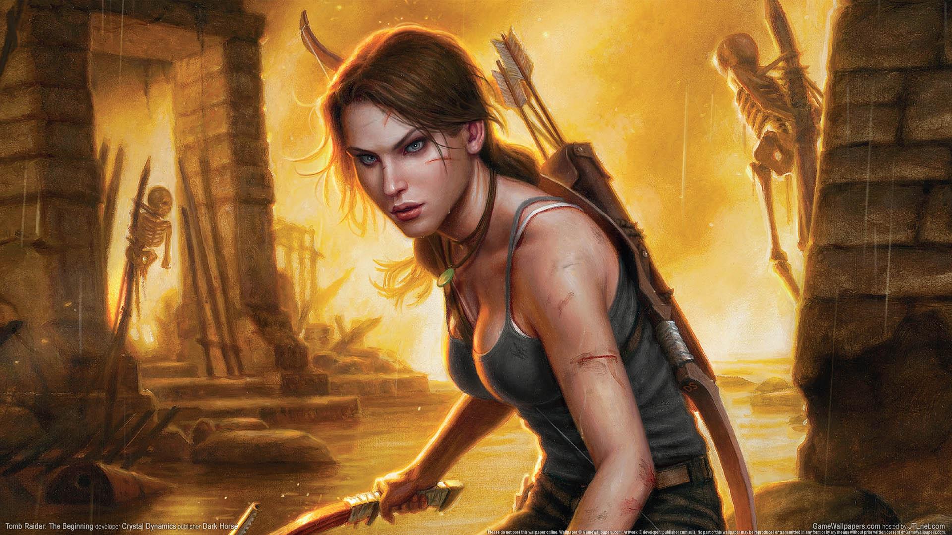 Tomb Raider: The Beginning achtergrond 02 1920x1080