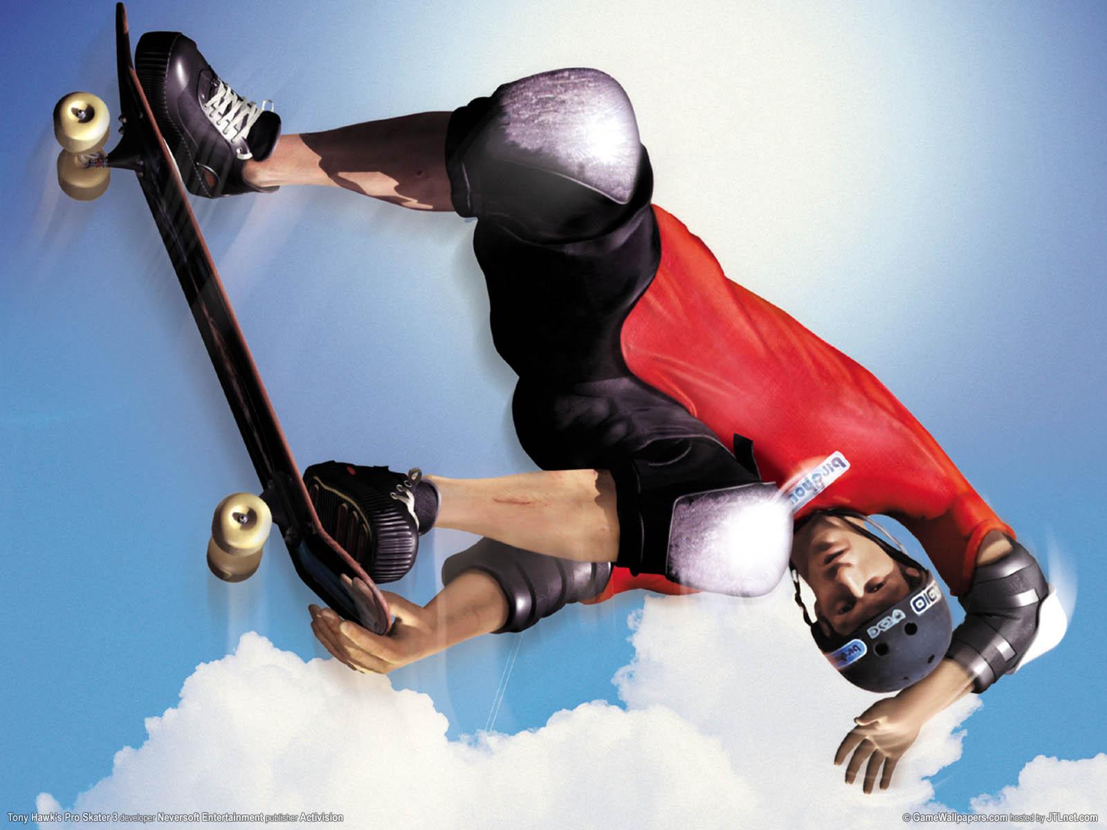 Tony Hawk's Pro Skater 3 wallpaper 02 1600x1200