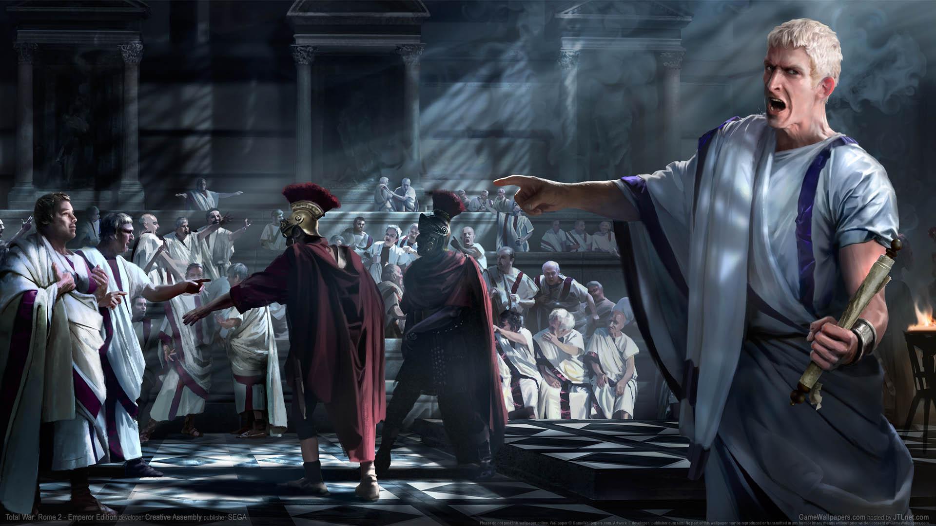 Total War Rome 2 Emperor Edition Fondo De Escritorio 01
