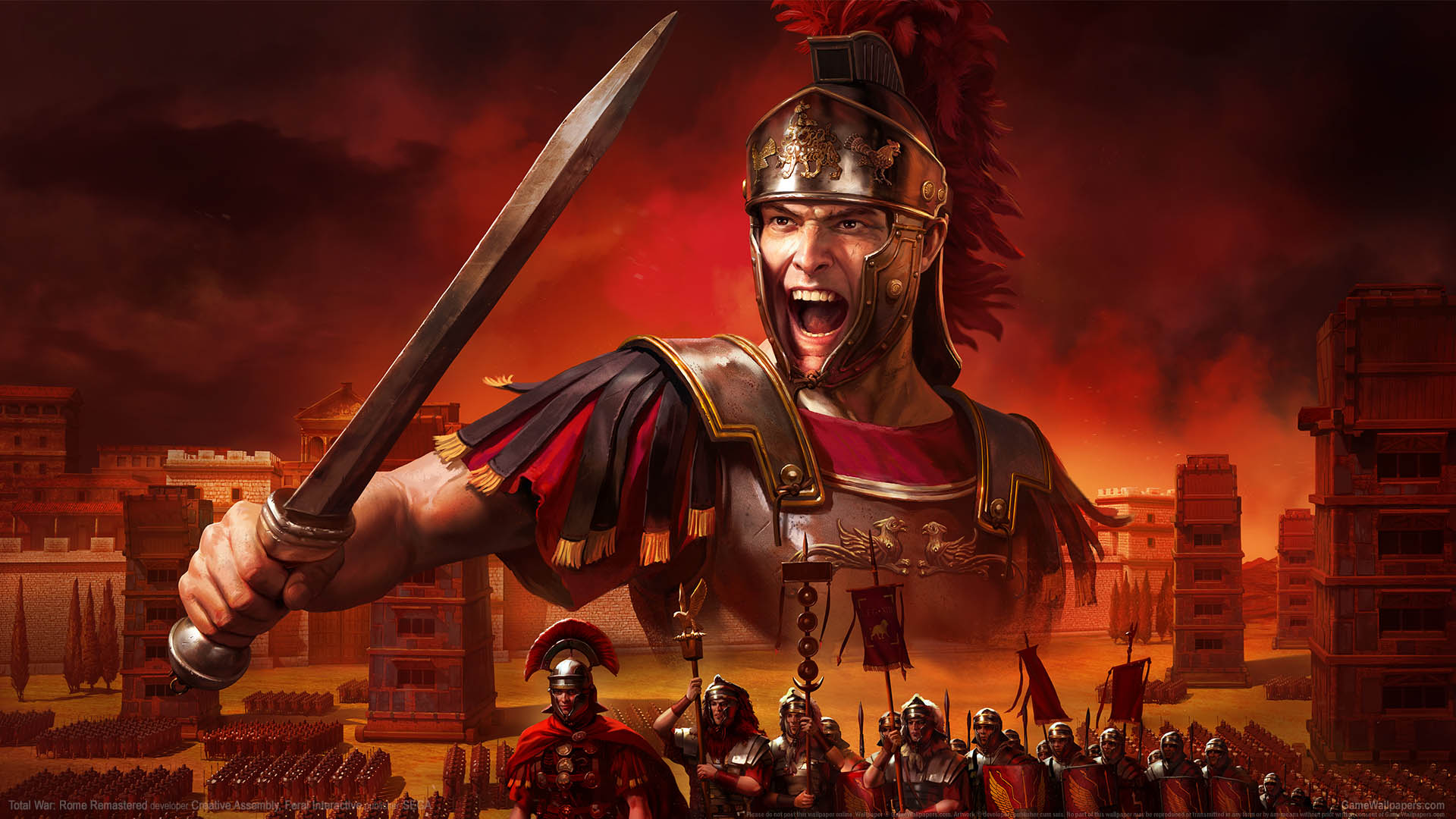 Total War: Rome Remastered Hintergrundbild 01 1920x1080