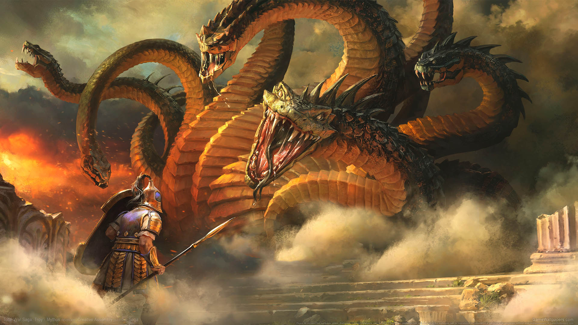 Total War Saga: Troy - Mythos wallpaper 01 1920x1080