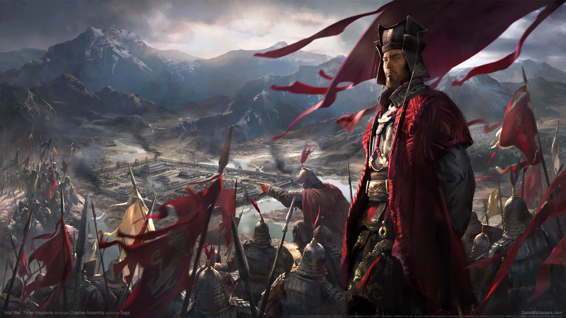 Total War: Three Kingdoms wallpaper 01 1920x1080