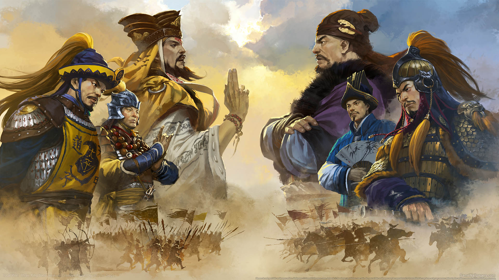 Total War Three Kingdoms Wallpaper 02 1920x1080