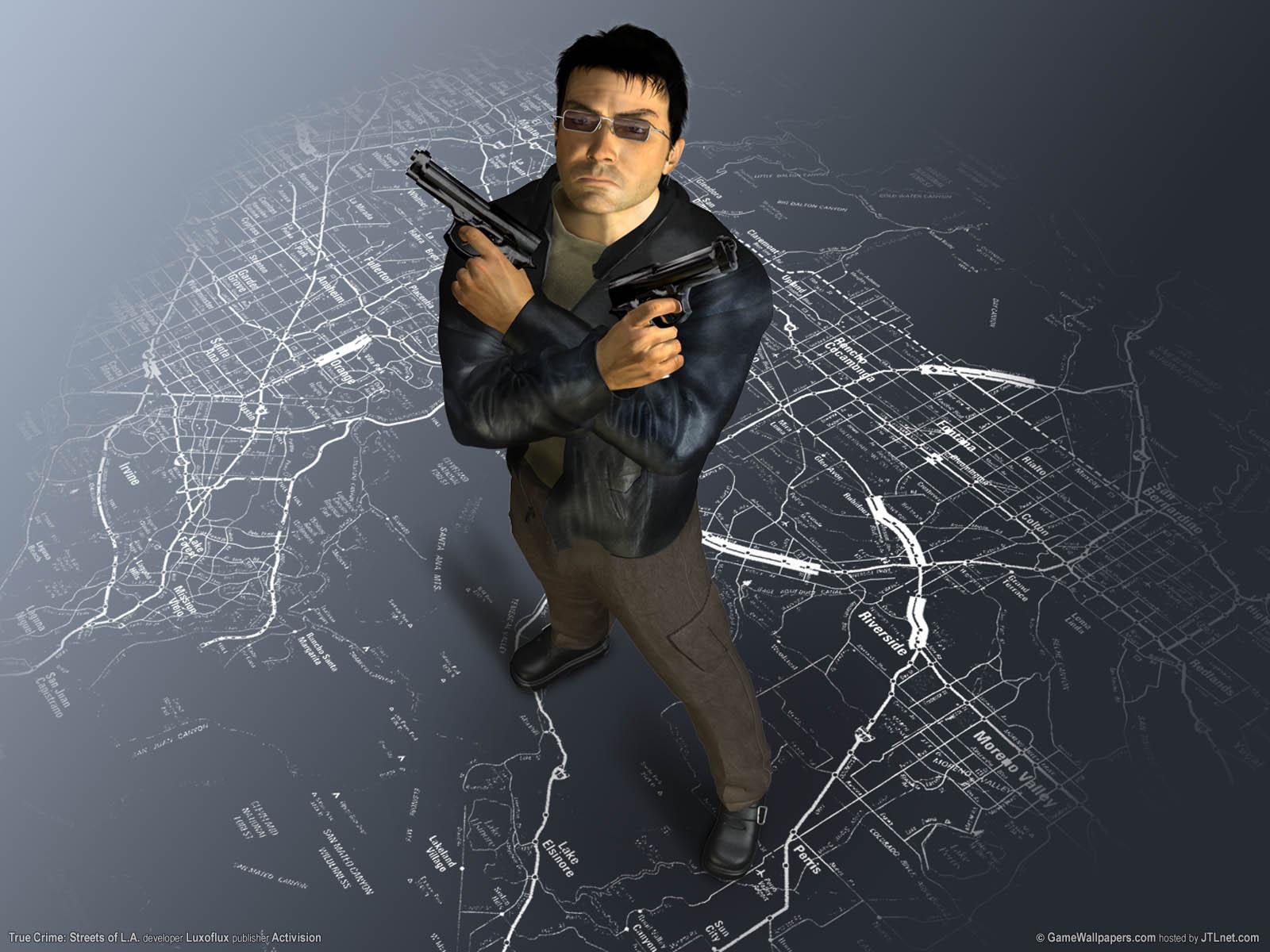 True Crime: Streets of L.A. wallpaper 02 1600x1200