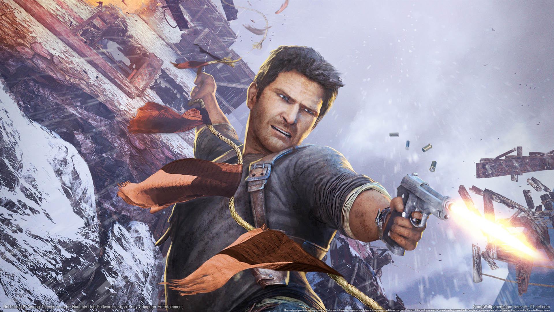 Uncharted 2: Among Thieves Hintergrundbild 04 1920x1080