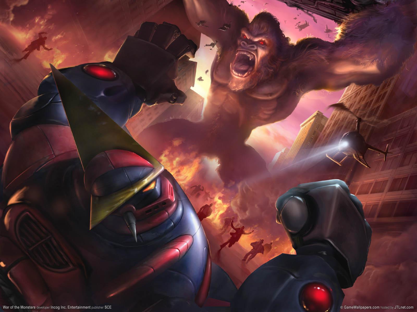 War of the Monstersνmmer=02 achtergrond  1600x1200