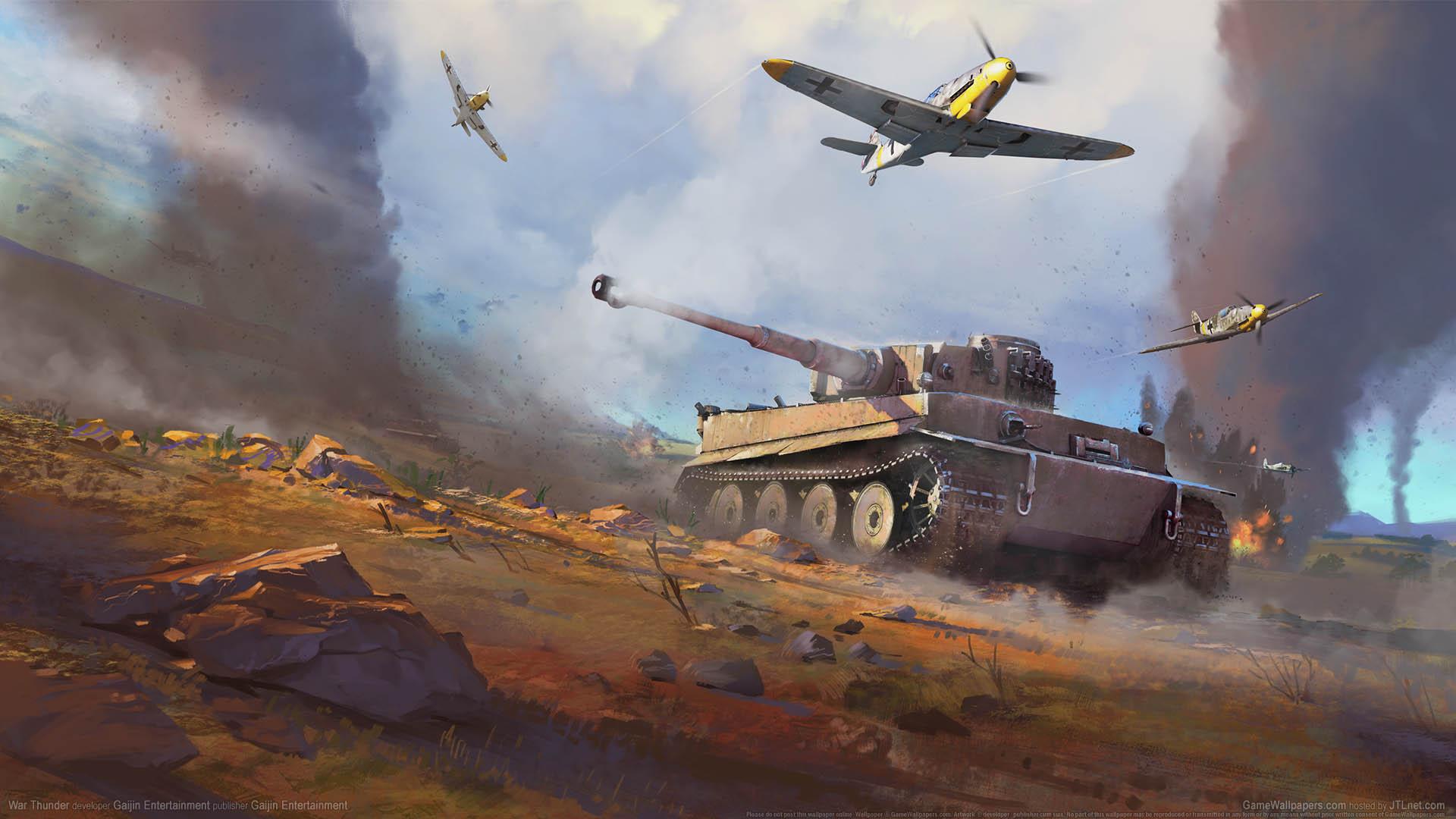 War Thunder wallpaper 02 1920x1080