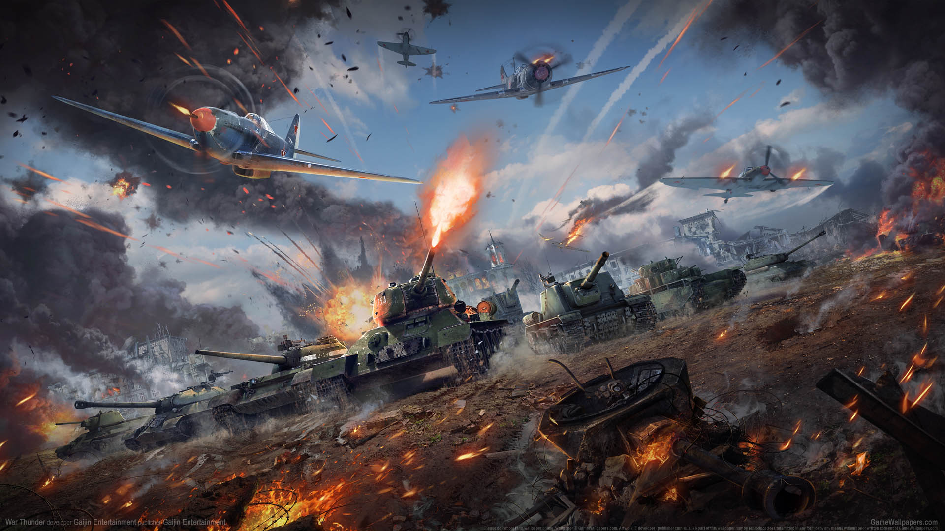 War Thunder wallpaper 04 1920x1080