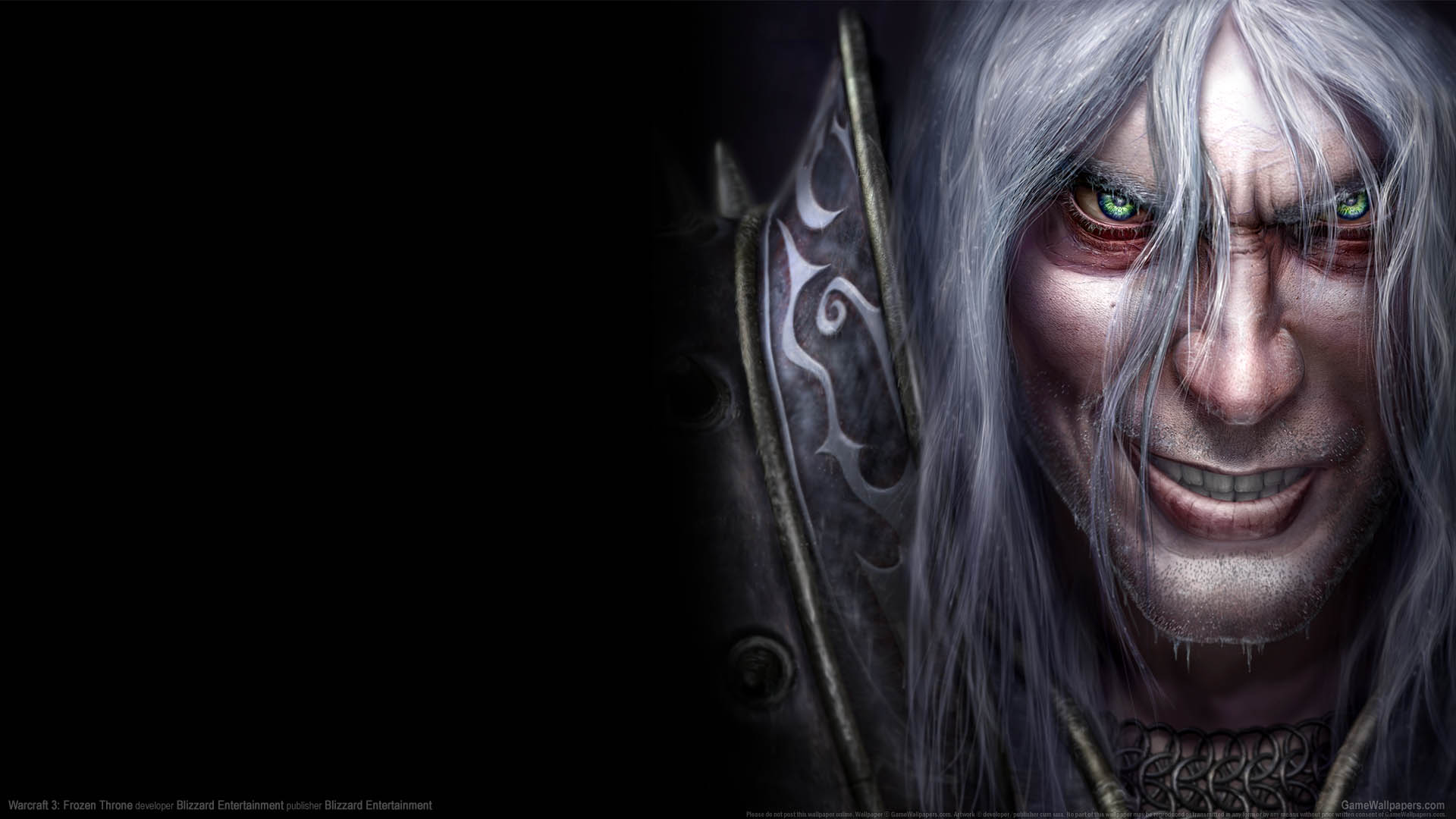 Warcraft 3: Frozen Throne Hintergrundbild 03 1920x1080