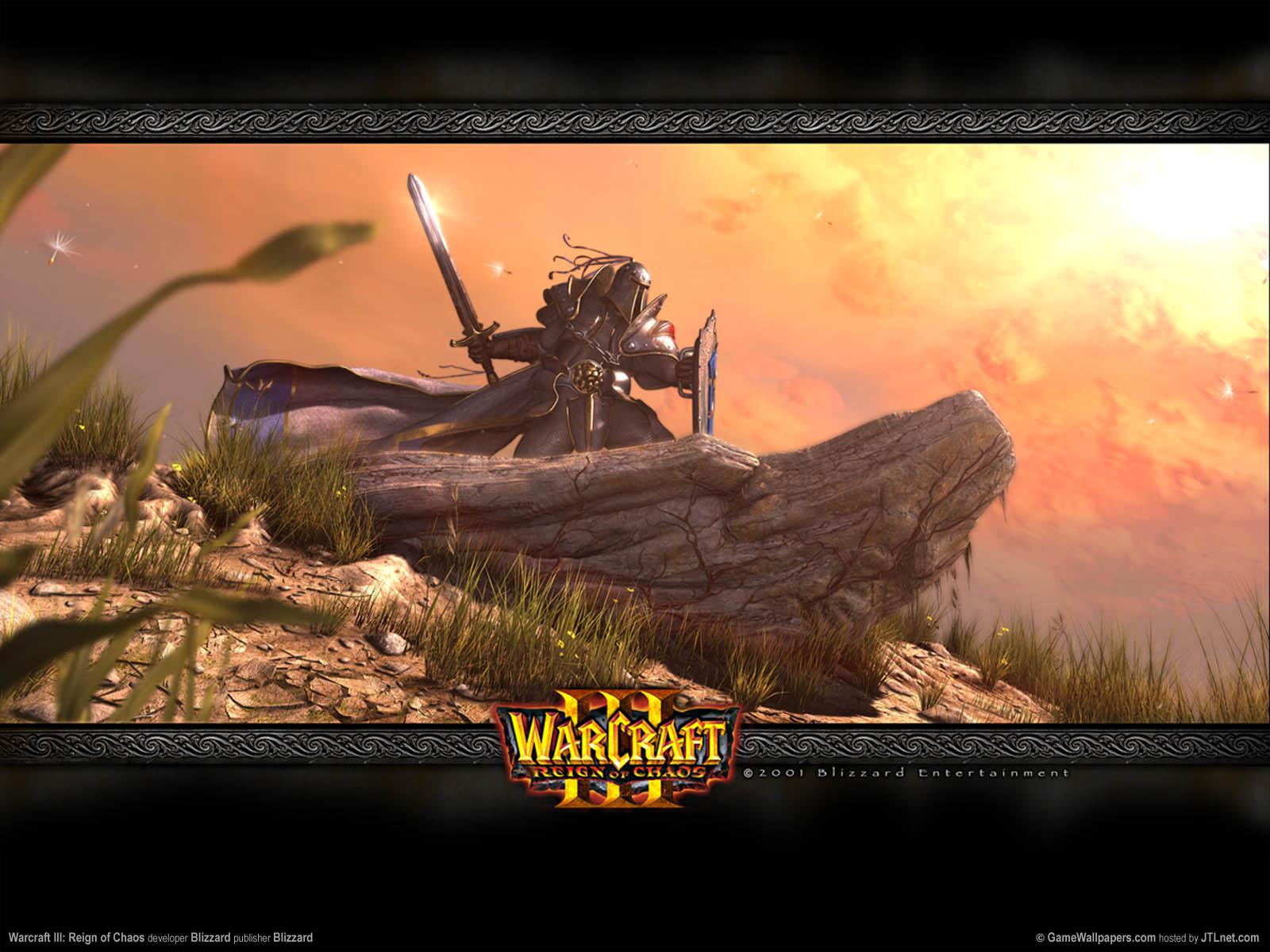 Warcraft 3: Reign of Chaos Hintergrundbild 01 1600x1200