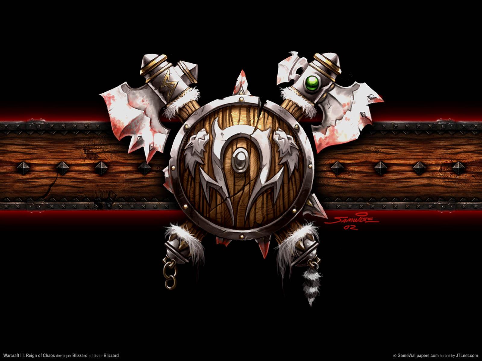 Warcraft 3: Reign of Chaos Hintergrundbild 06 1600x1200