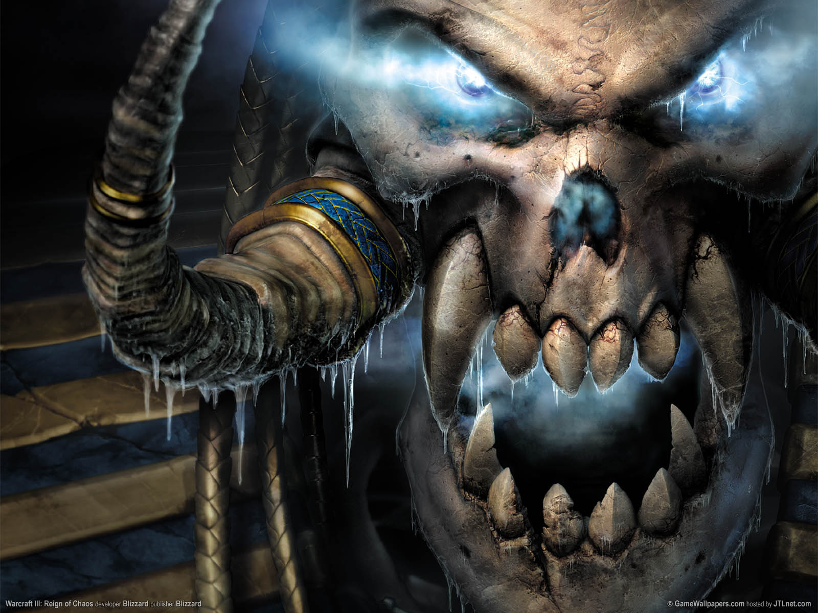 Warcraft 3: Reign of Chaos fondo de escritorio 12 1600x1200