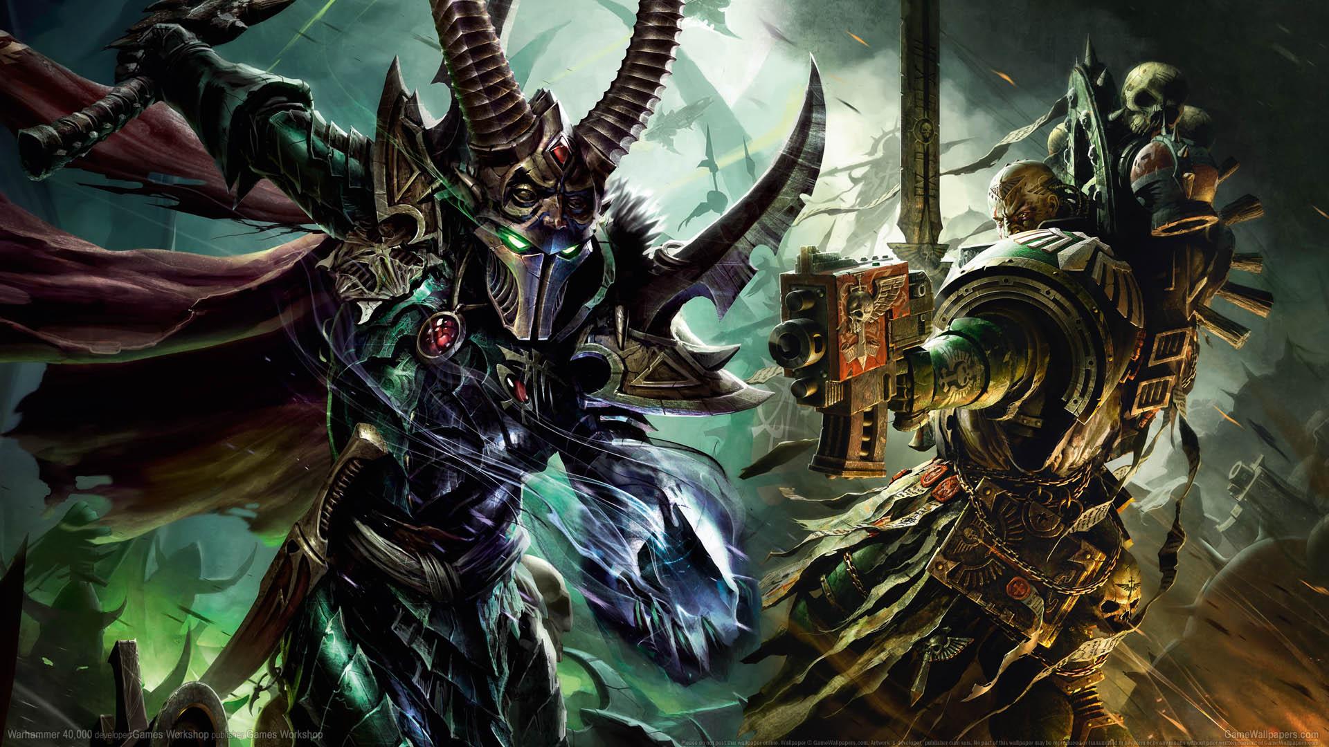 Warhammer 40,000 achtergrond 02 1920x1080
