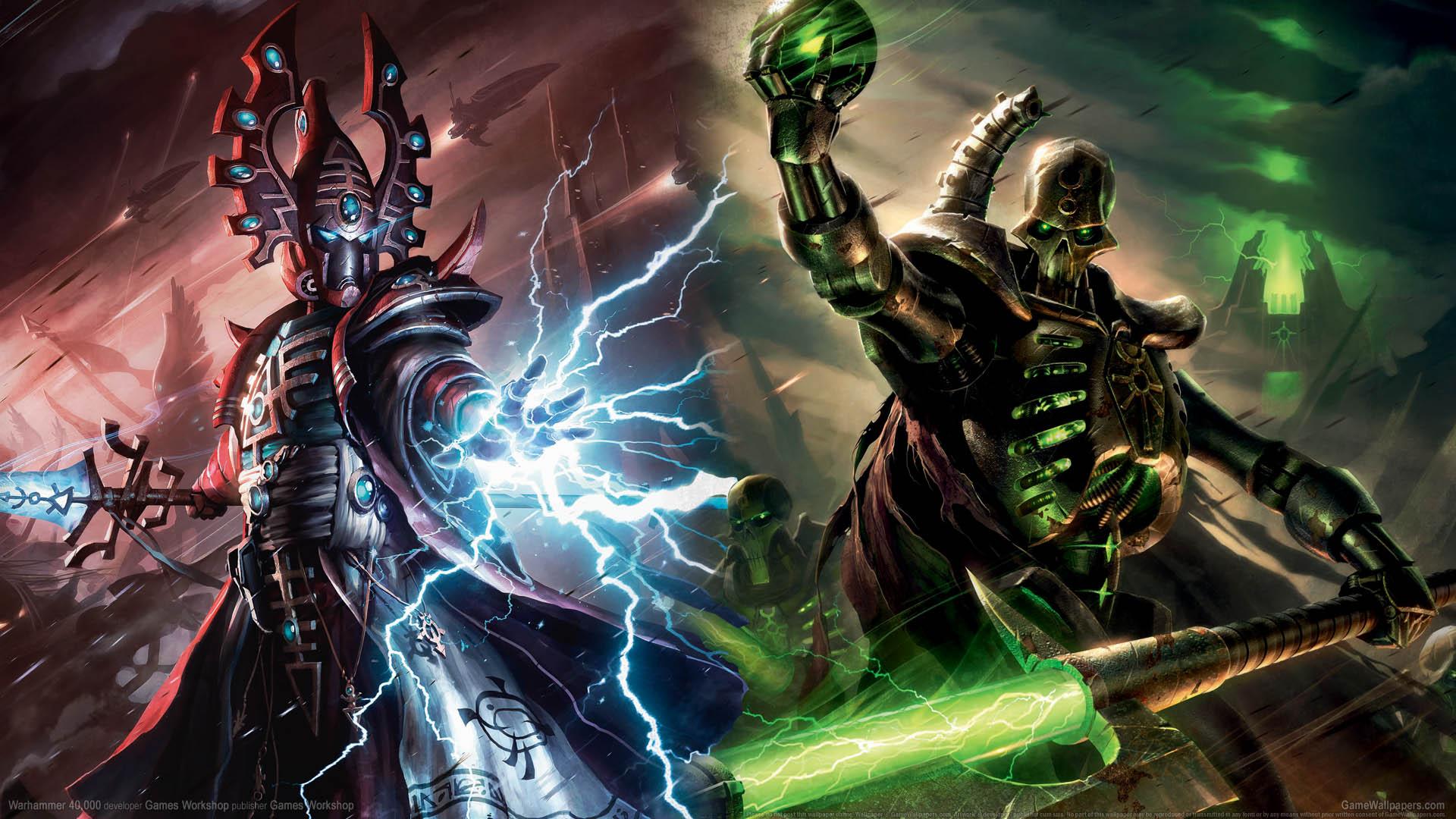 Warhammer 40,000 achtergrond 03 1920x1080