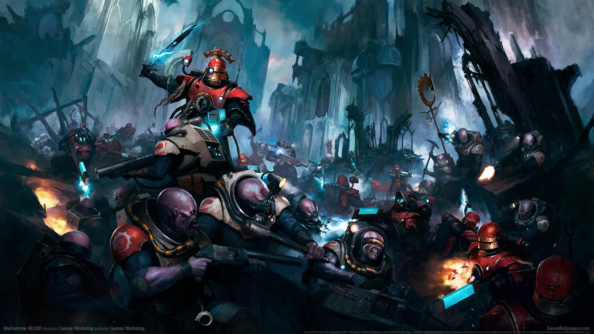 Warhammer 40,000 achtergrond 04 1920x1080
