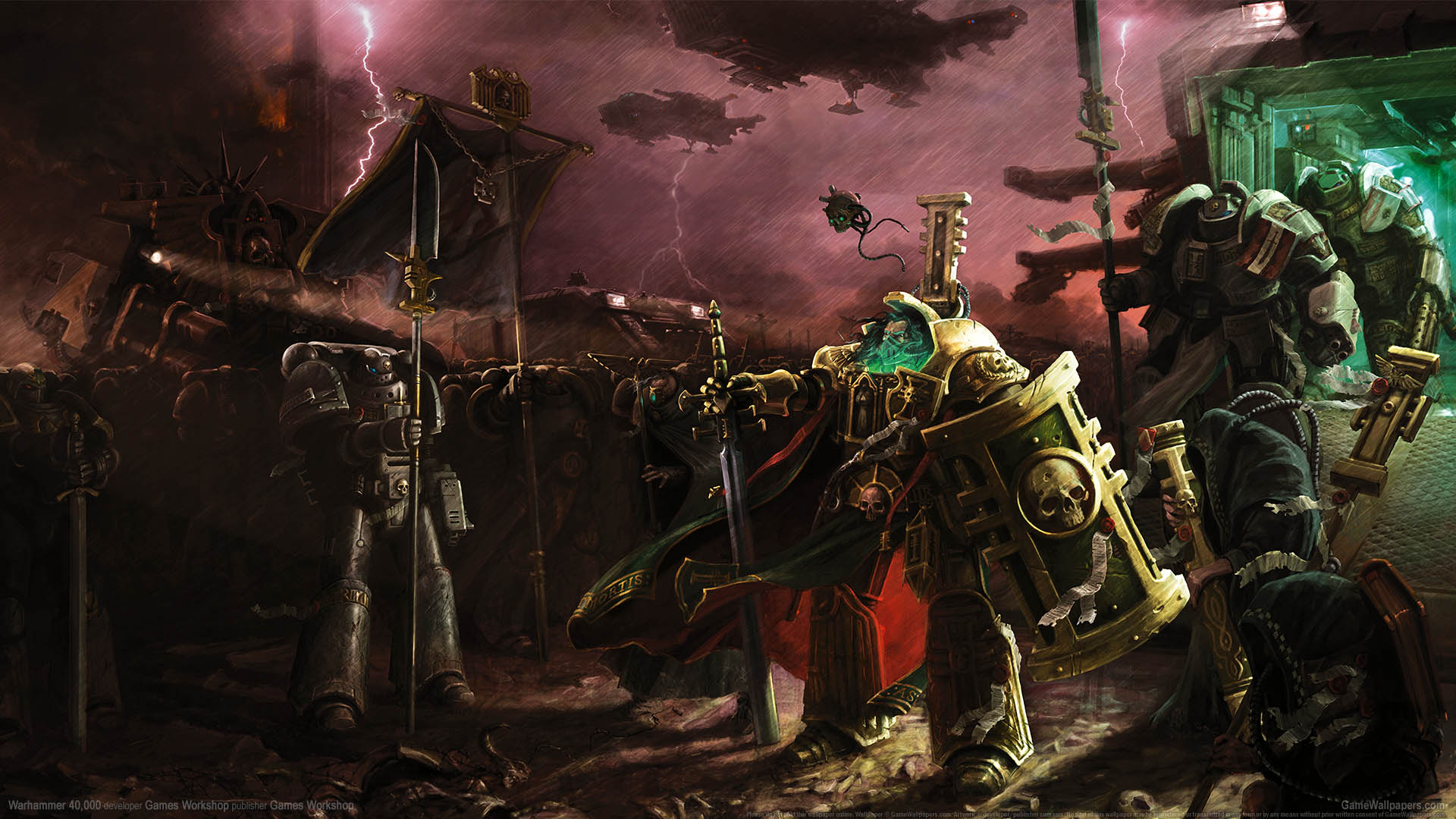 Warhammer 40,000 wallpaper 05 1920x1080