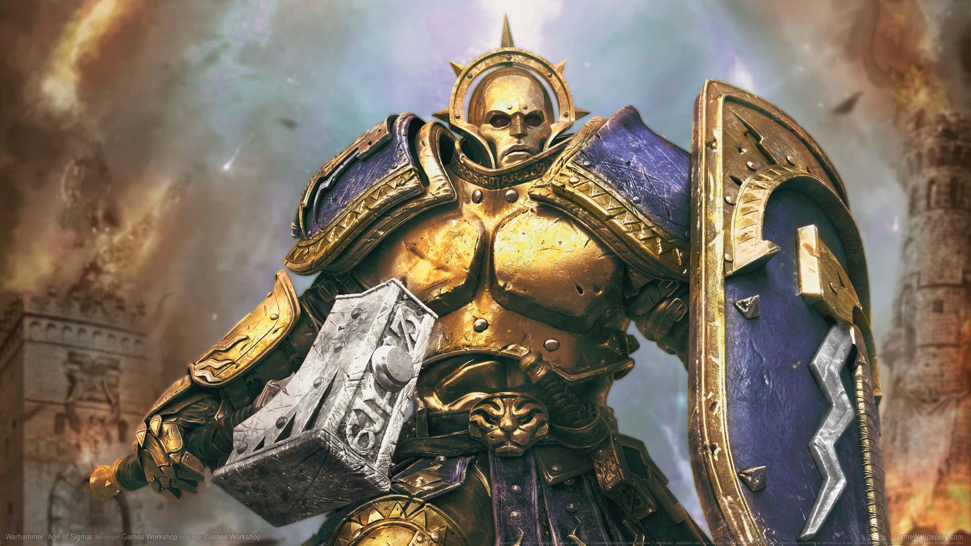 Warhammer: Age of Sigmar fondo de escritorio 01 1920x1080